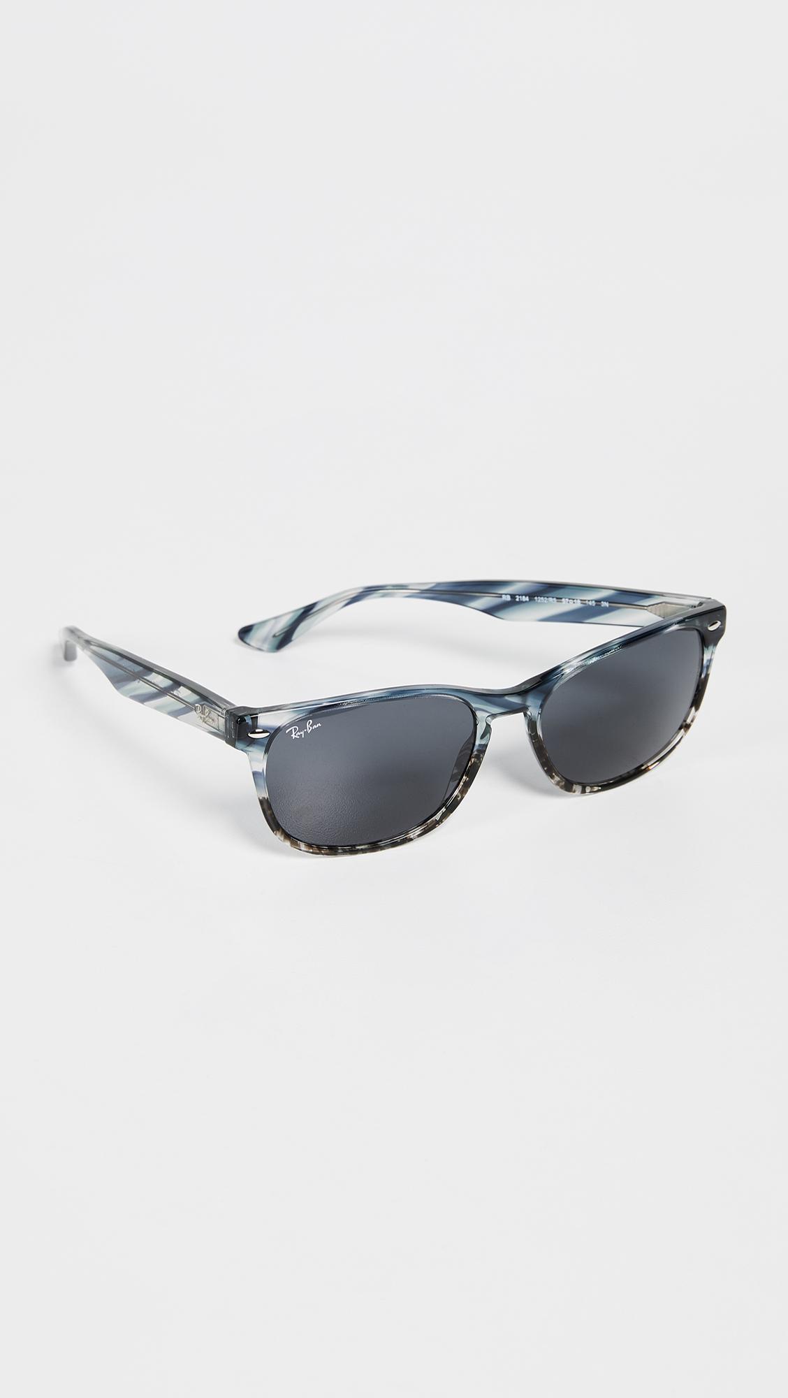 50ab043582 Ray-Ban - Blue Rb2184 Sunglasses for Men - Lyst. View fullscreen