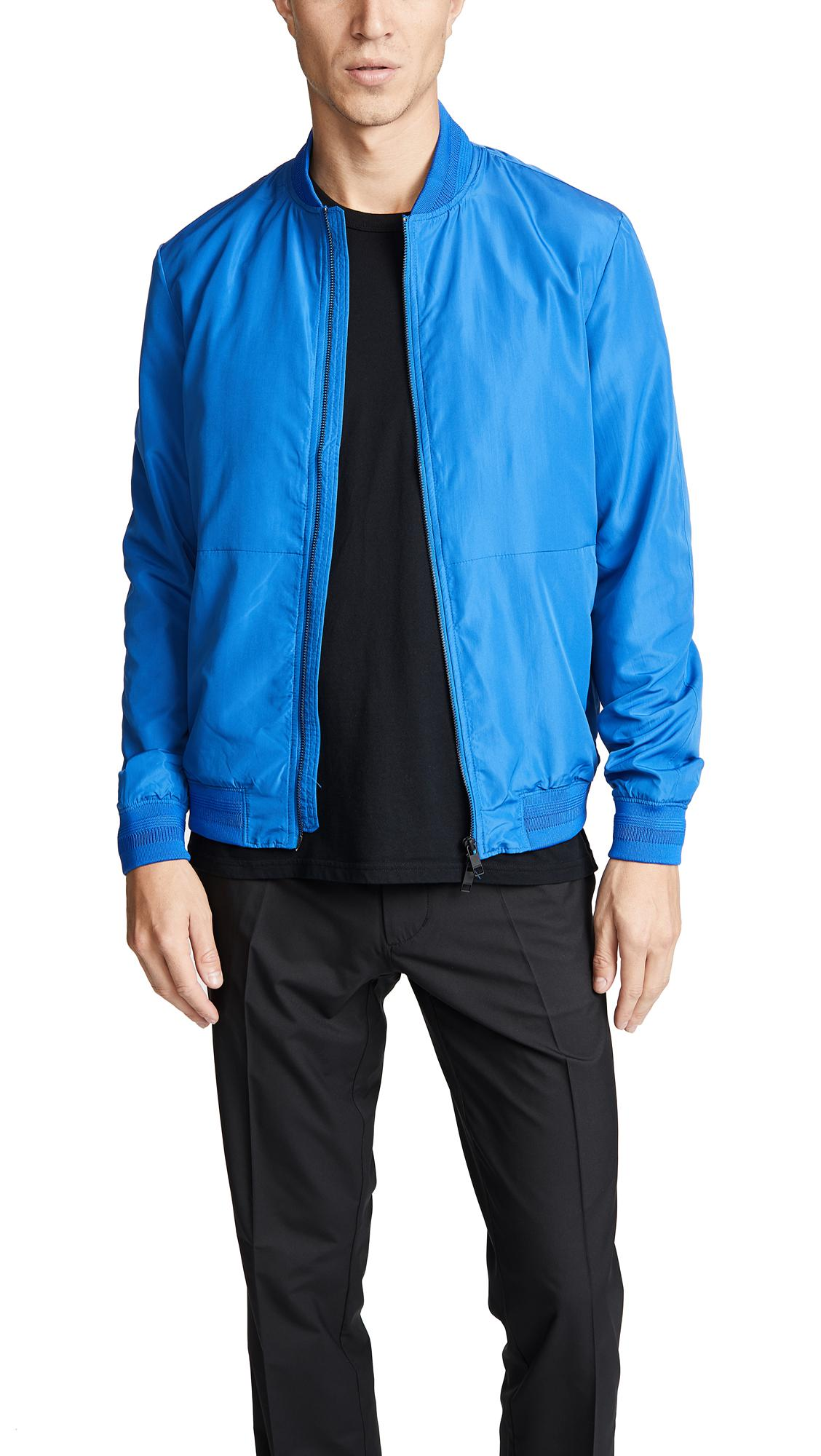 f43e6fbfd Lyst - J.Lindeberg Thom Gravity Jacket in Blue for Men