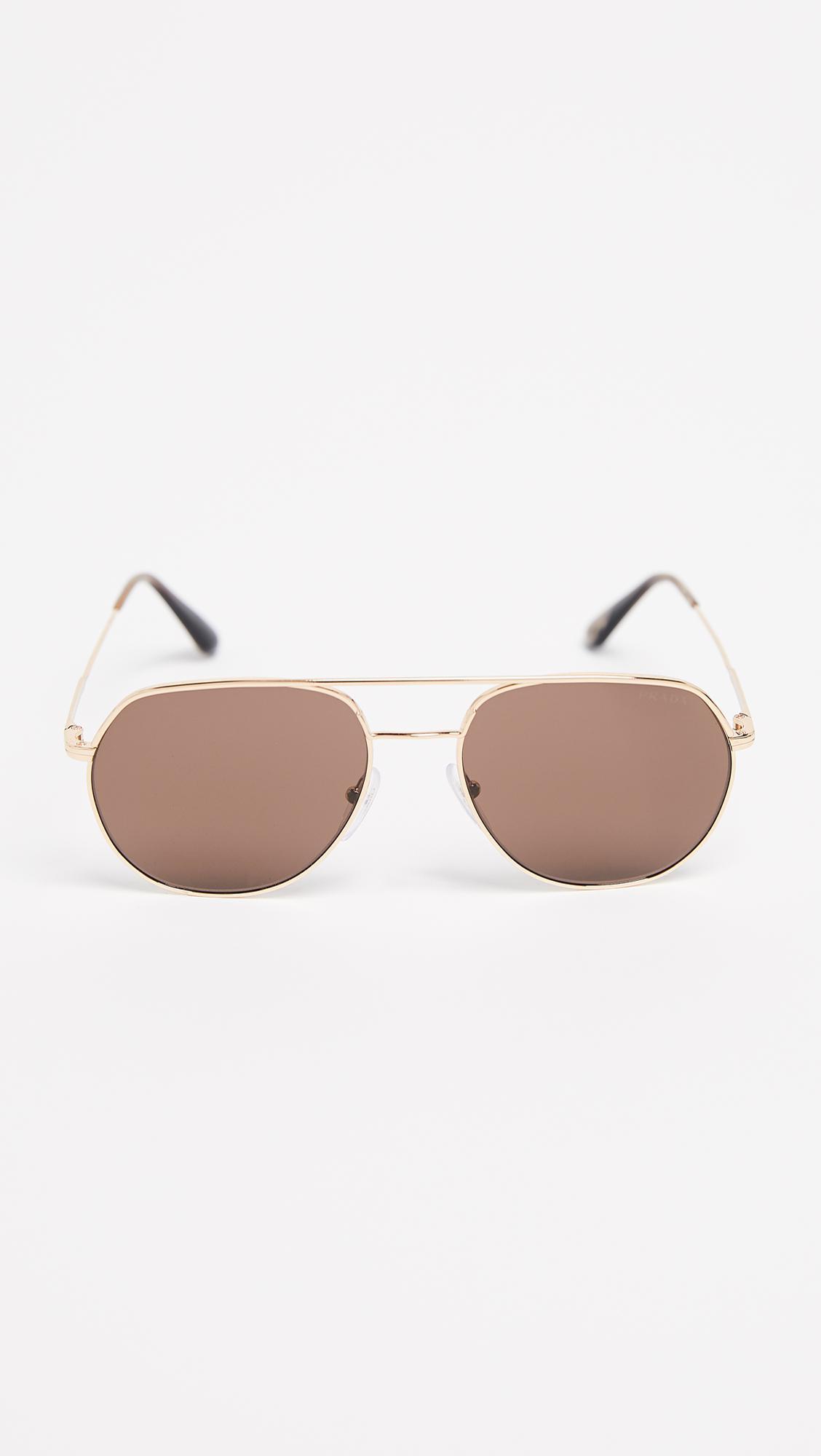 c0af4229b05 Prada Sunglasses for Men - Lyst