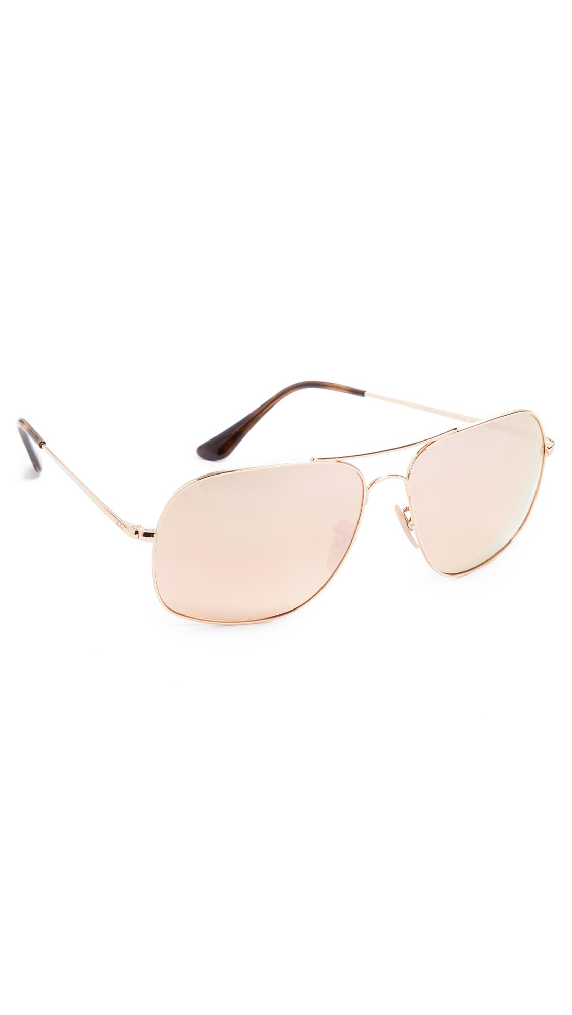 0ca3582ca10 Ray-Ban Rb3587 Chromance Sunglasses in Pink for Men - Lyst