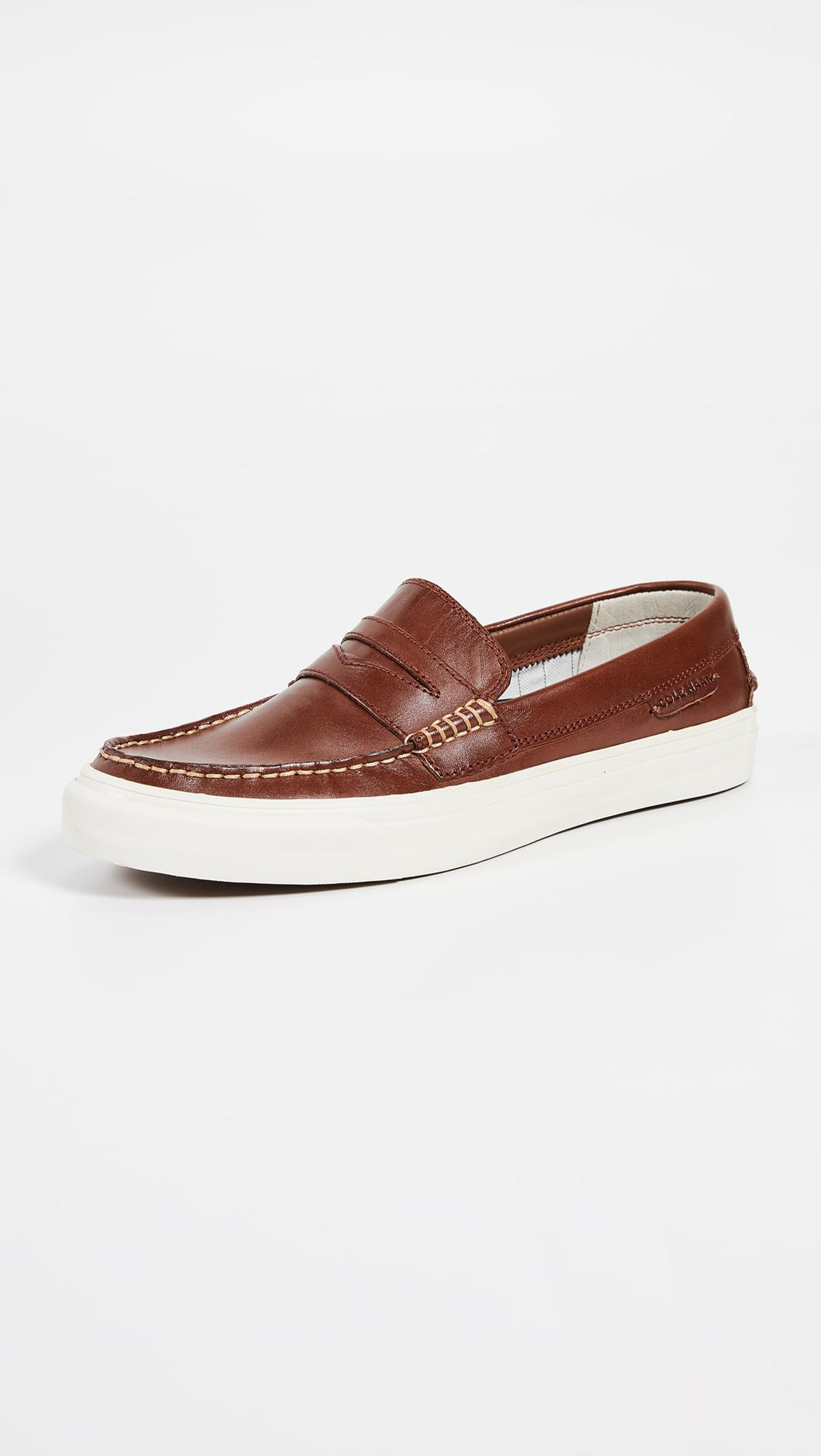 0d7abeeb7ed Lyst - Cole Haan Pinch Weekender Lx Penny Loafers for Men