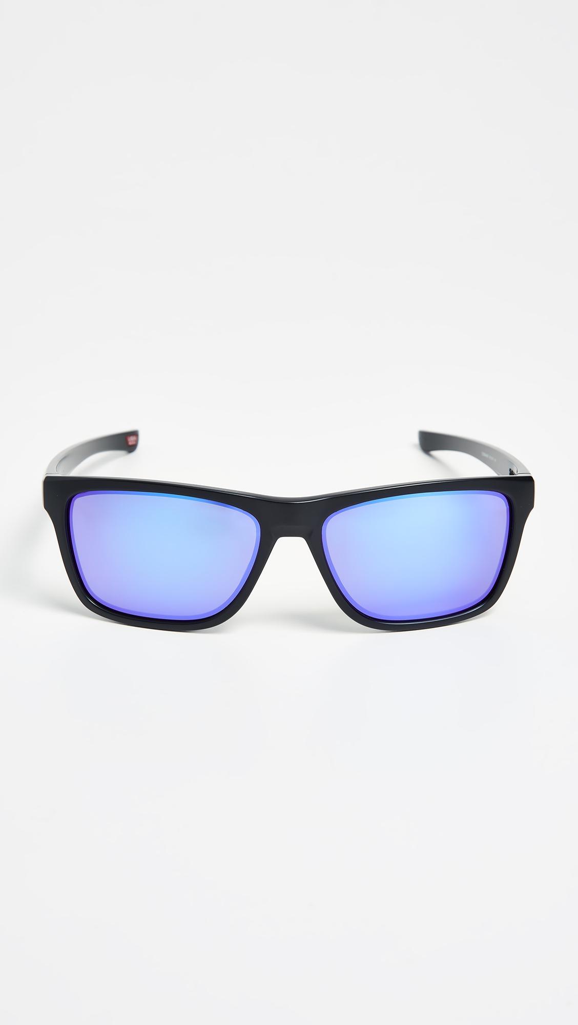 28472338bd Oakley Holston Sunglasses in Blue for Men - Lyst