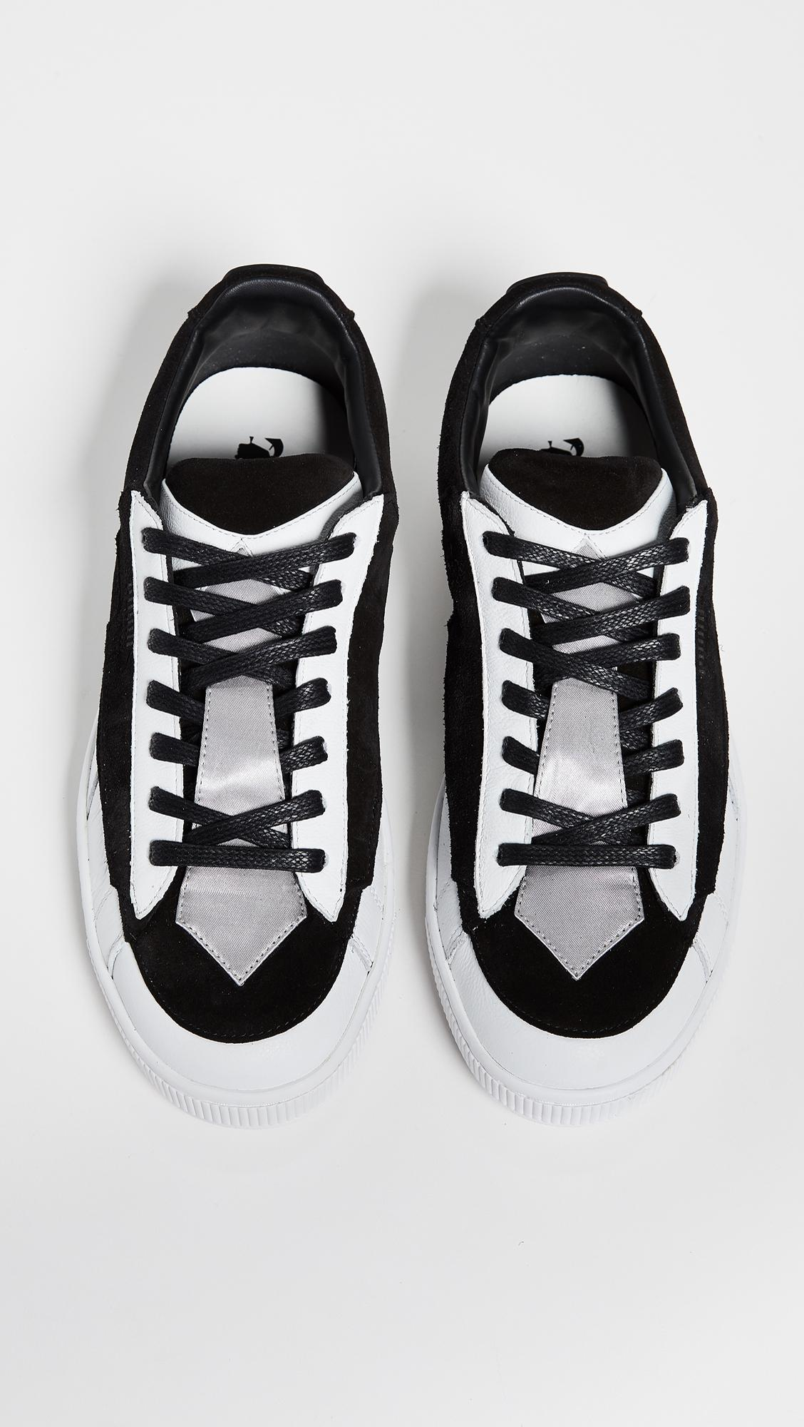 d17d23c817b Lyst - Puma Select X Karl Lagerfeld 2 Suede Classic Sneakers in ...