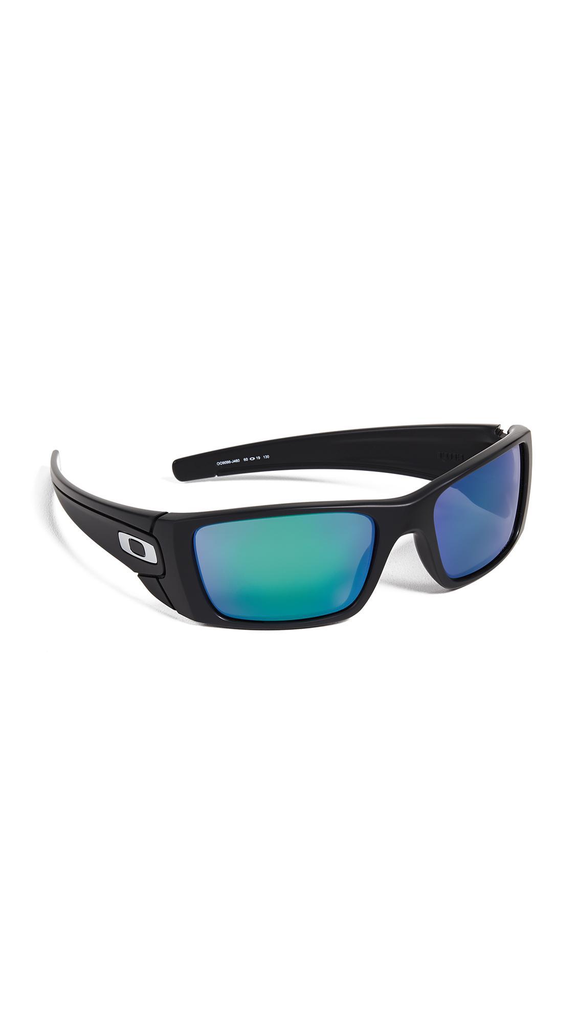 213101d193 Oakley Fuel Cell Sunglasses in Black for Men - Lyst