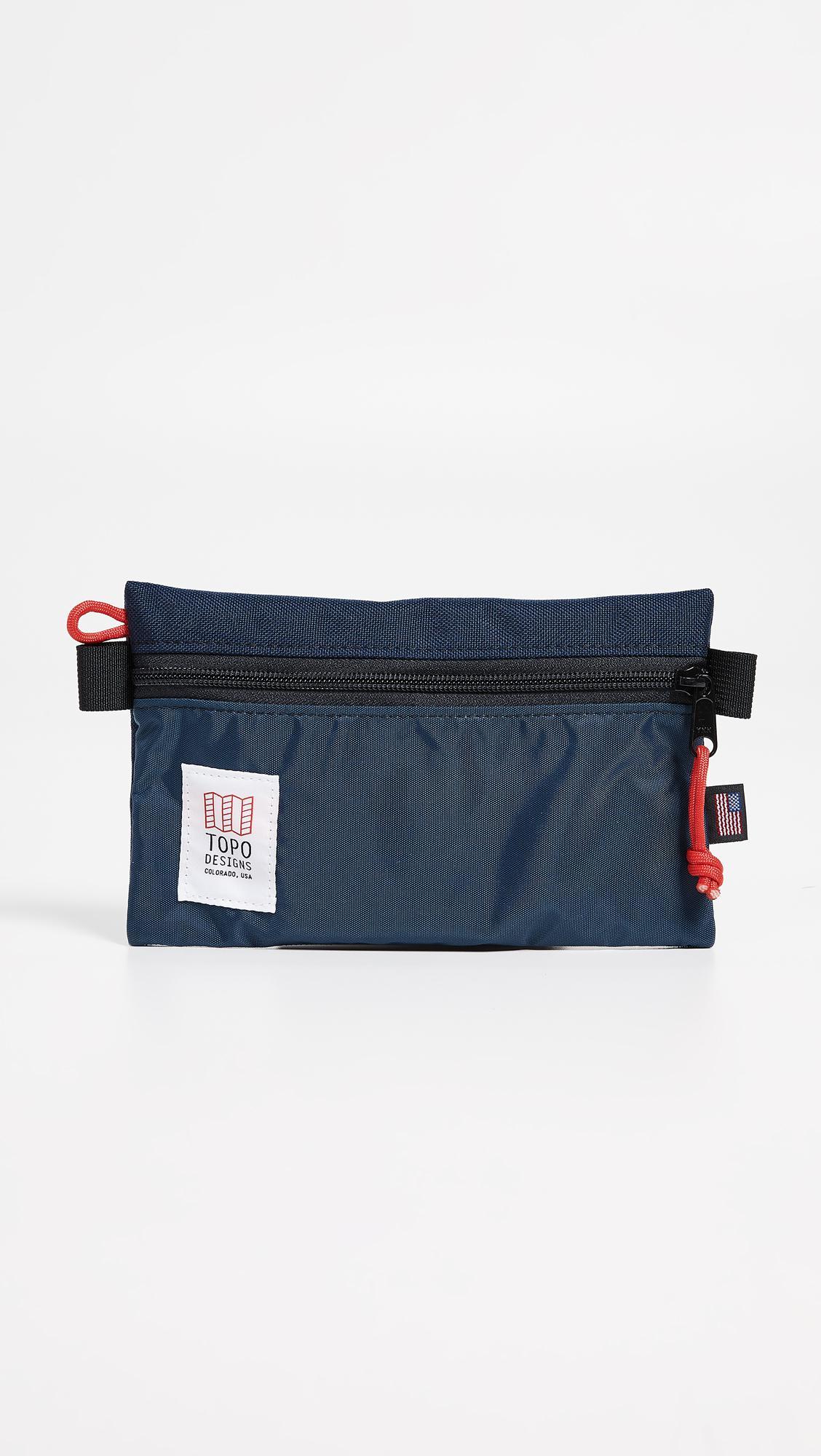 03c09e2869 Topo Designs Small Accessory Bag in Blue for Men - Lyst