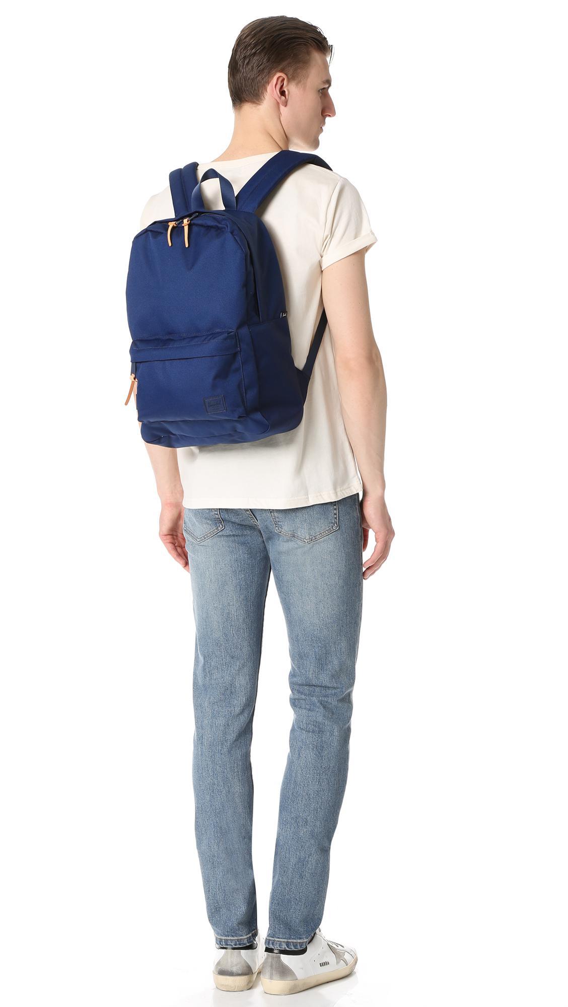 Herschel Supply Co. Cordura Winlaw Backpack in Blue for Men - Lyst 46888282d2738