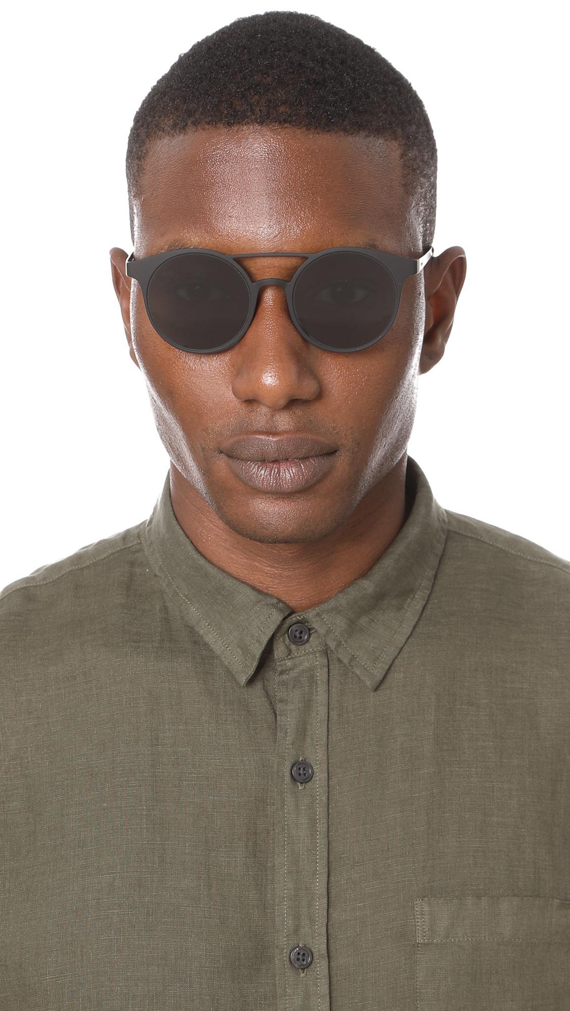 5772c61b86b Le Specs - Black Demo Mode Sunglasses for Men - Lyst. View fullscreen