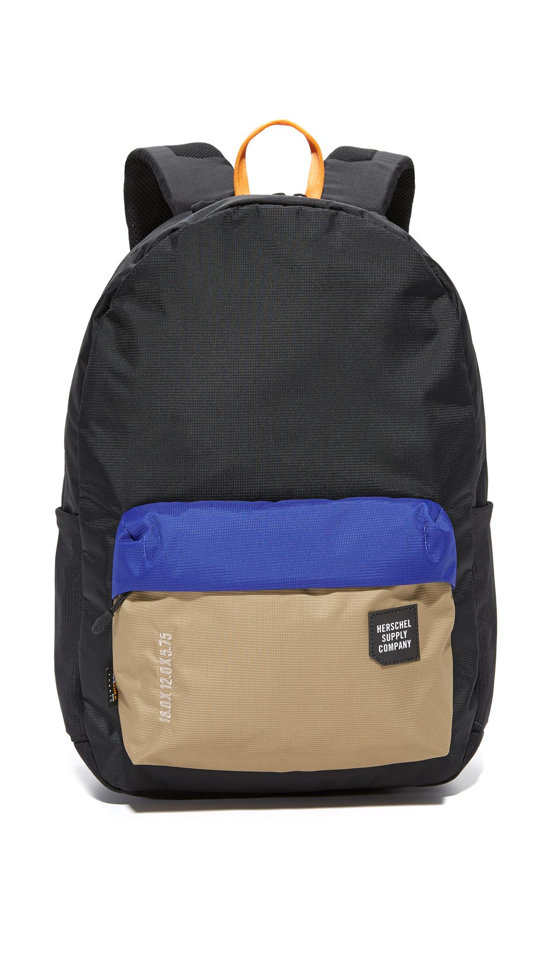 5cd065e60ab Lyst - Herschel Supply Co. Trail Rundle Backpack in Black for Men