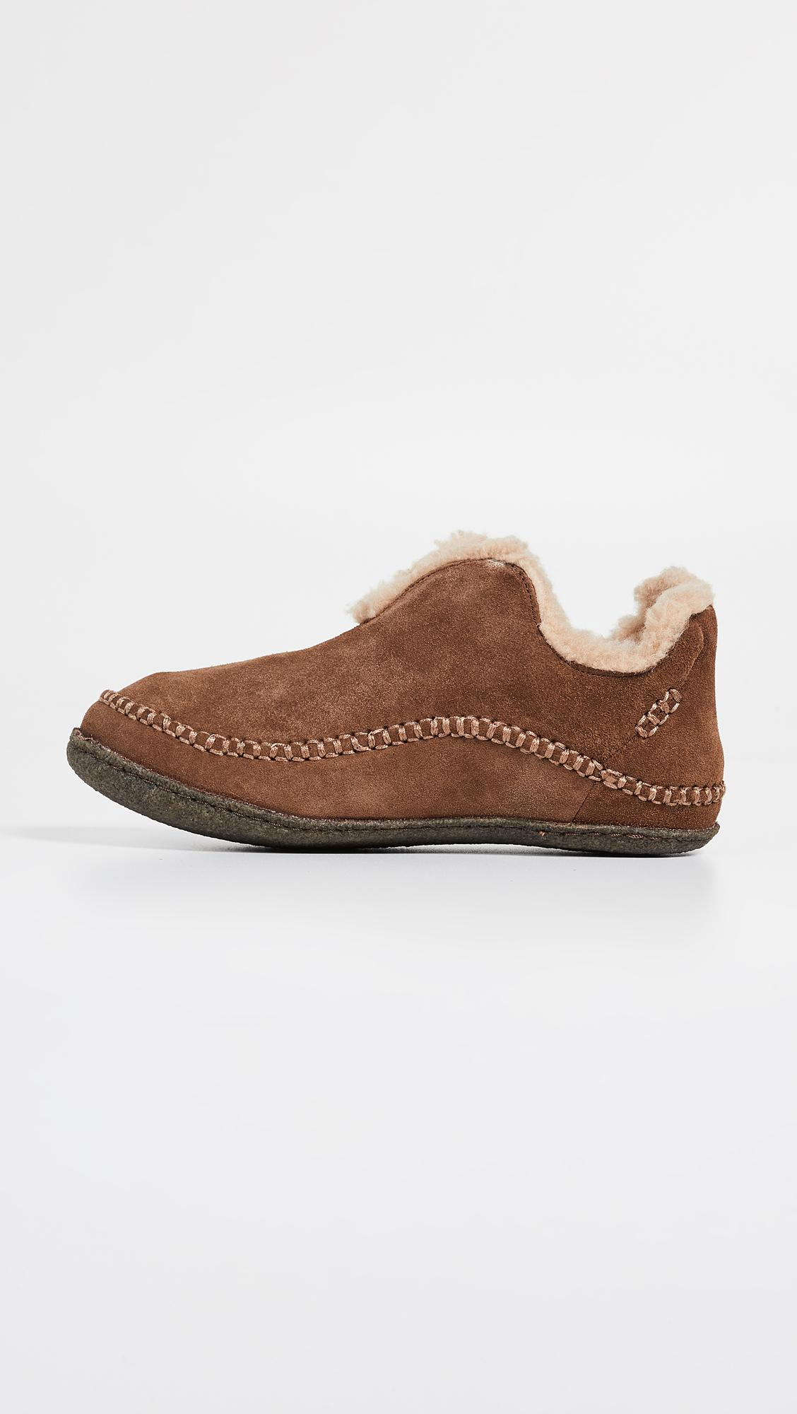 a32dccc07da0 Sorel - Brown Manawan Slippers for Men - Lyst. View fullscreen
