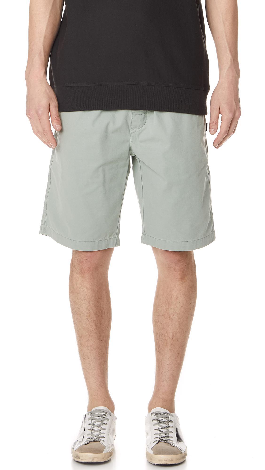 Stussy. Men's Brushed Beach Shorts