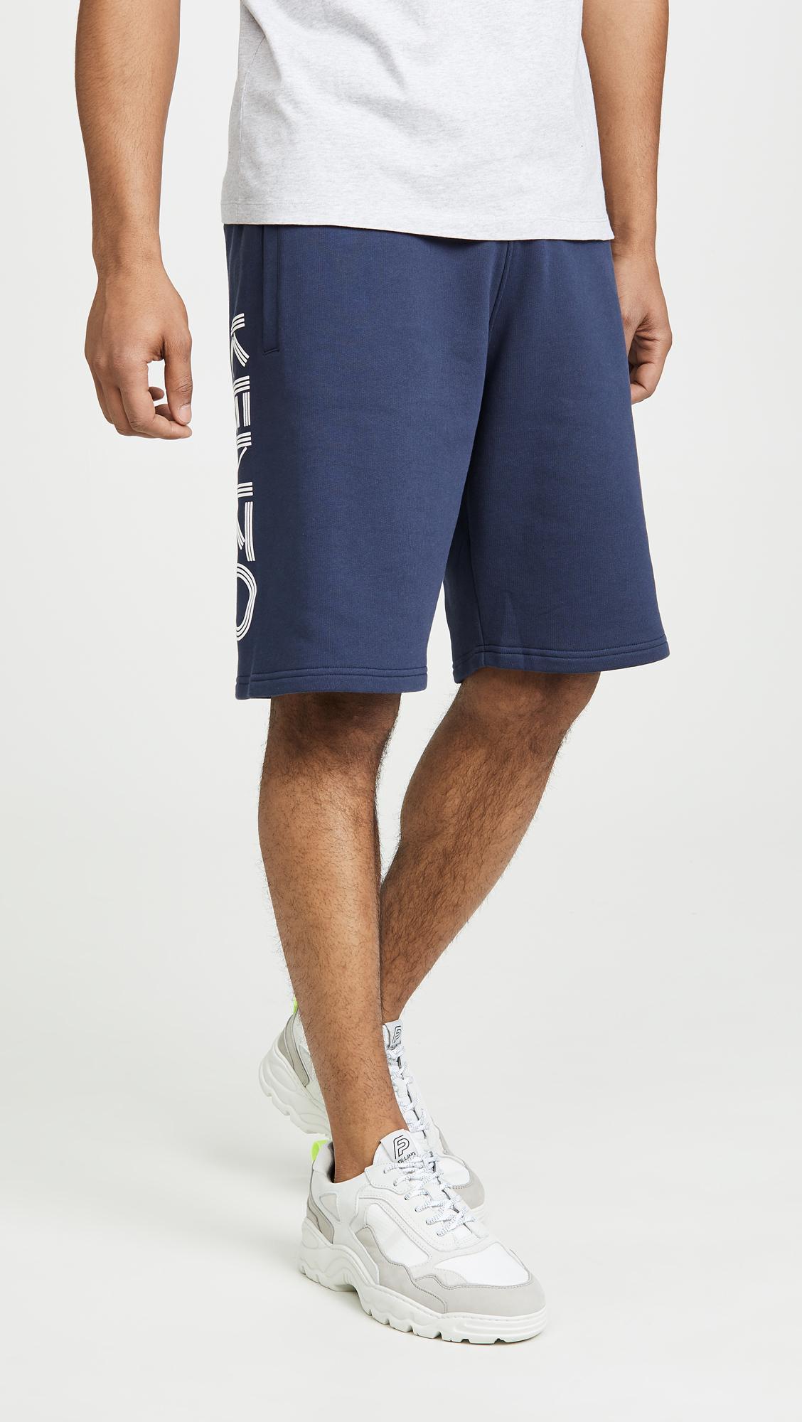 578484fc Lyst - KENZO Urban Shorts in Blue for Men