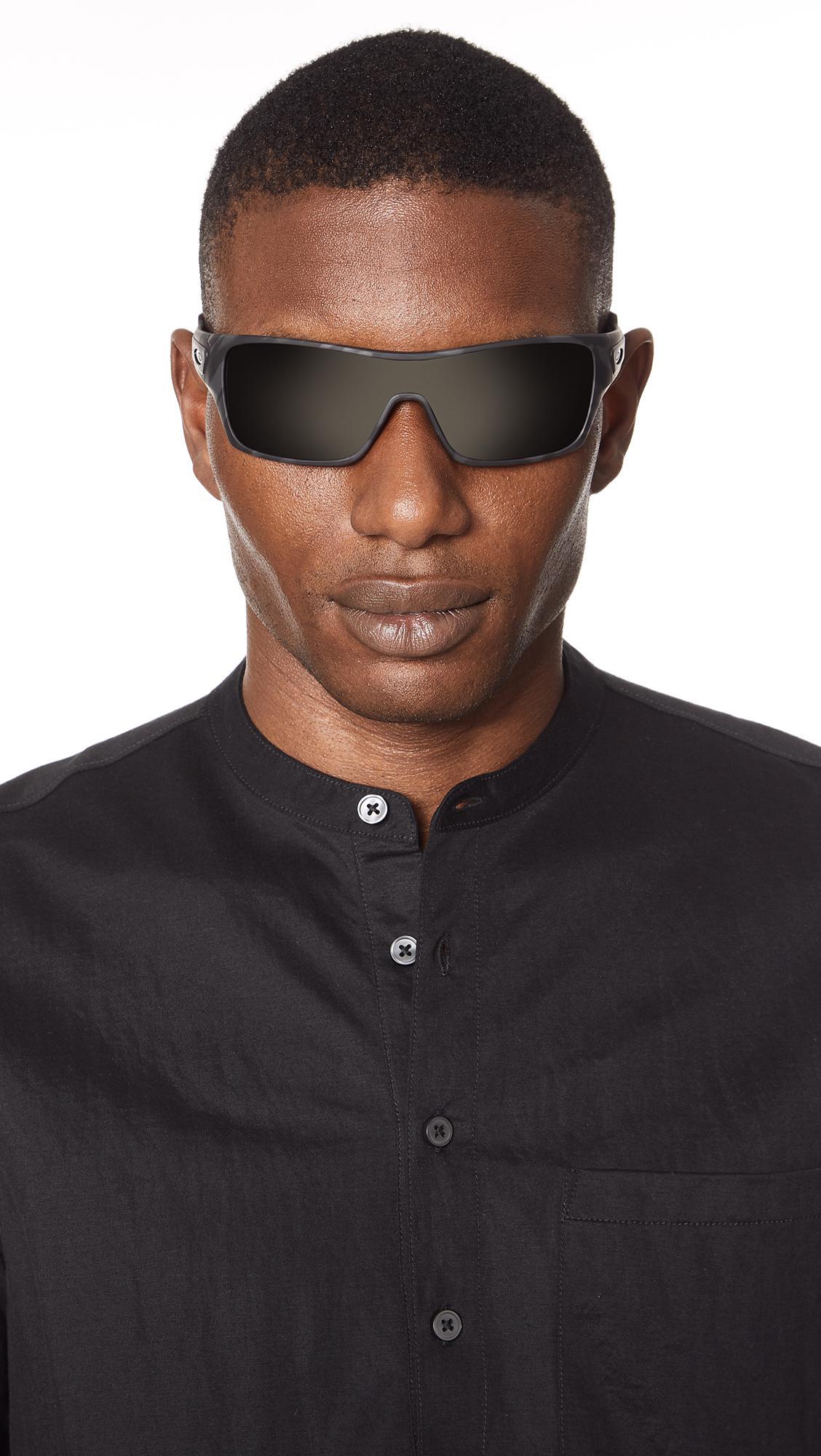e5854eb493 Oakley - Black Turbine Rotor Polarized Sunglasses for Men - Lyst. View  fullscreen