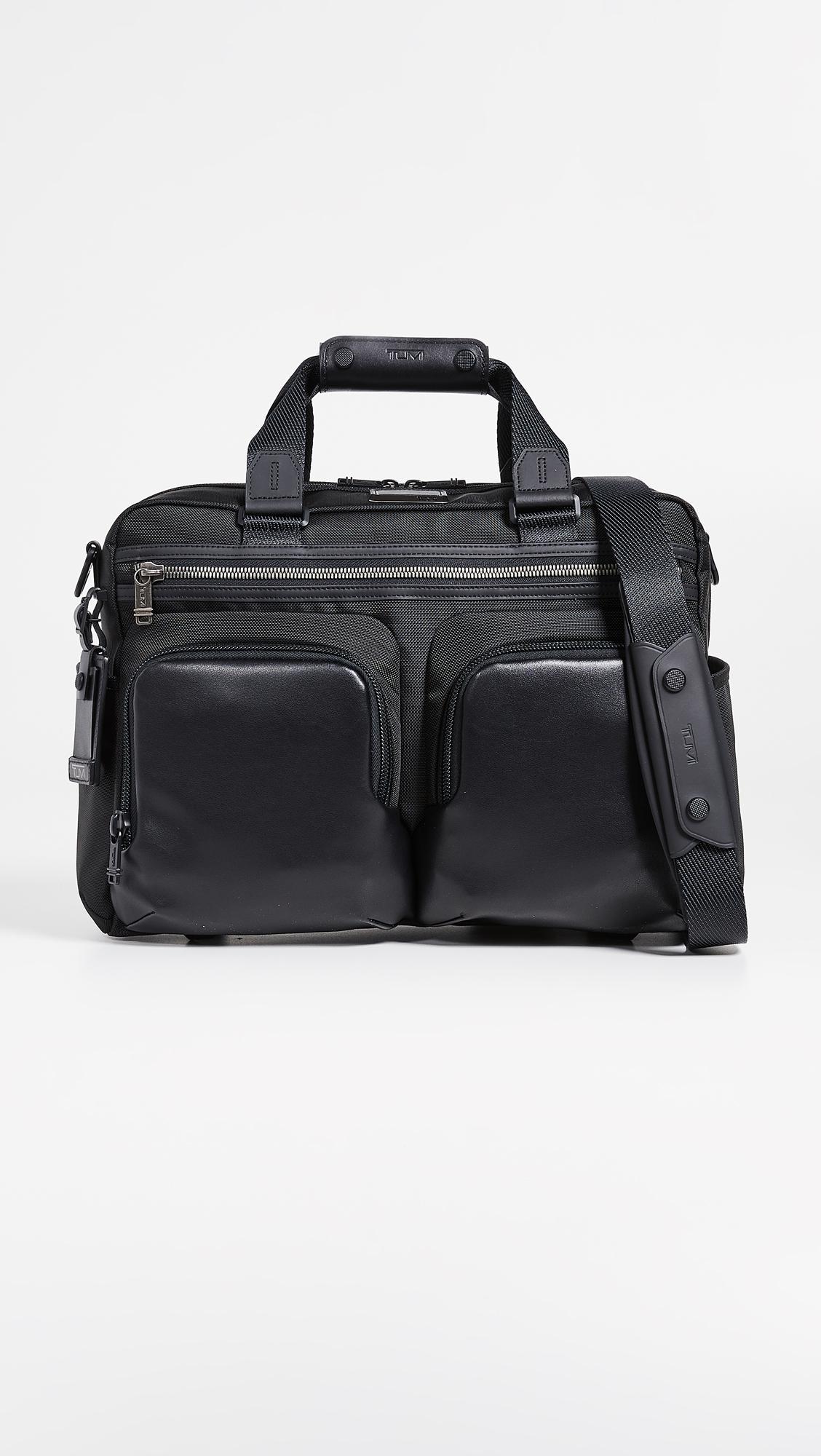 c49994757f31 Lyst - Tumi Alpha Bravo Hunter Messenger Bag in Black for Men