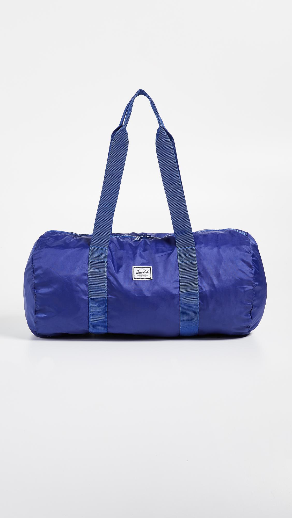 6de1effb7519 Herschel Supply Co. Packable Duffel in Blue for Men - Lyst