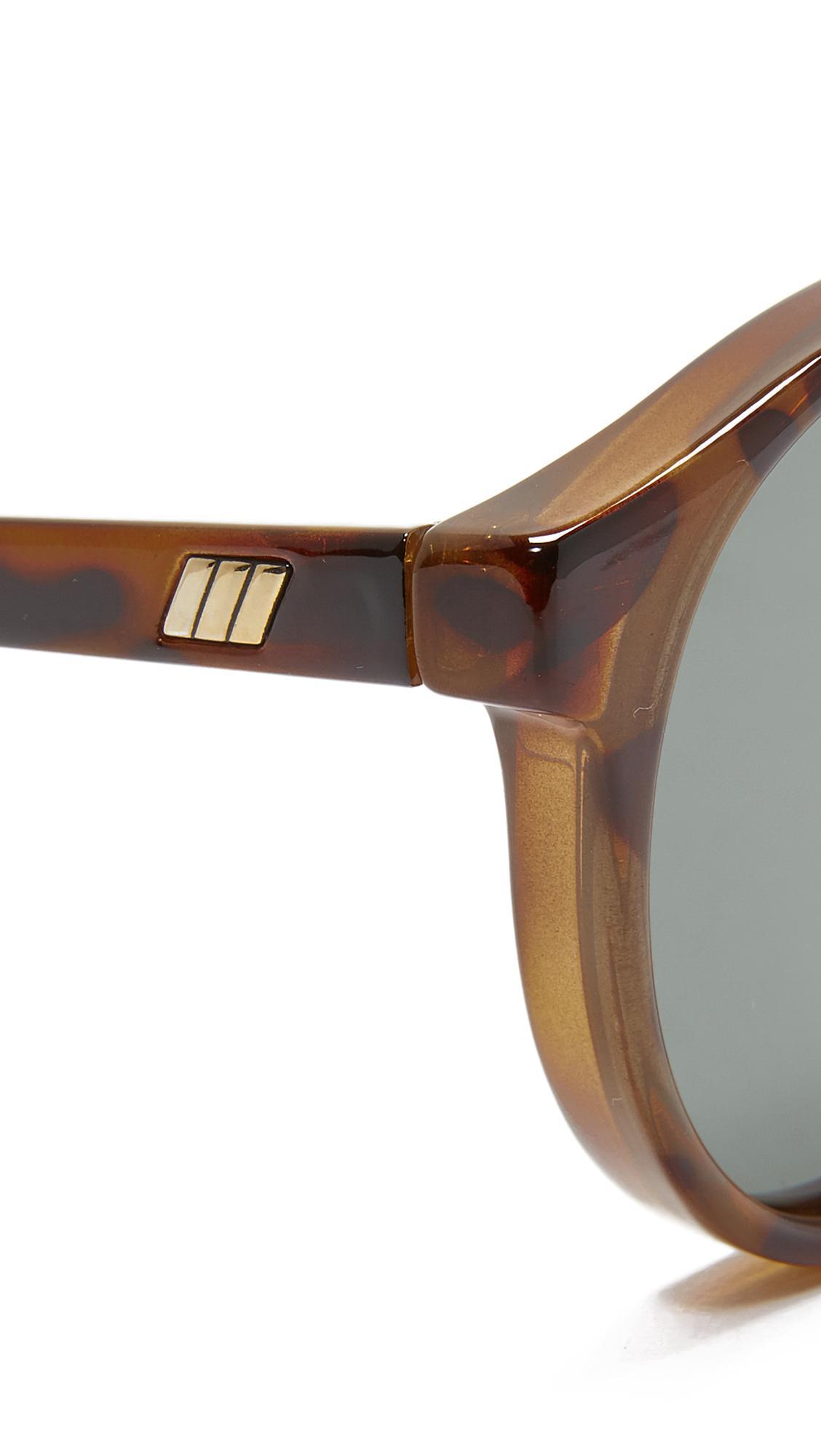 6ec246d18e Le Specs - Multicolor Cubanos Sunglasses for Men - Lyst. View fullscreen