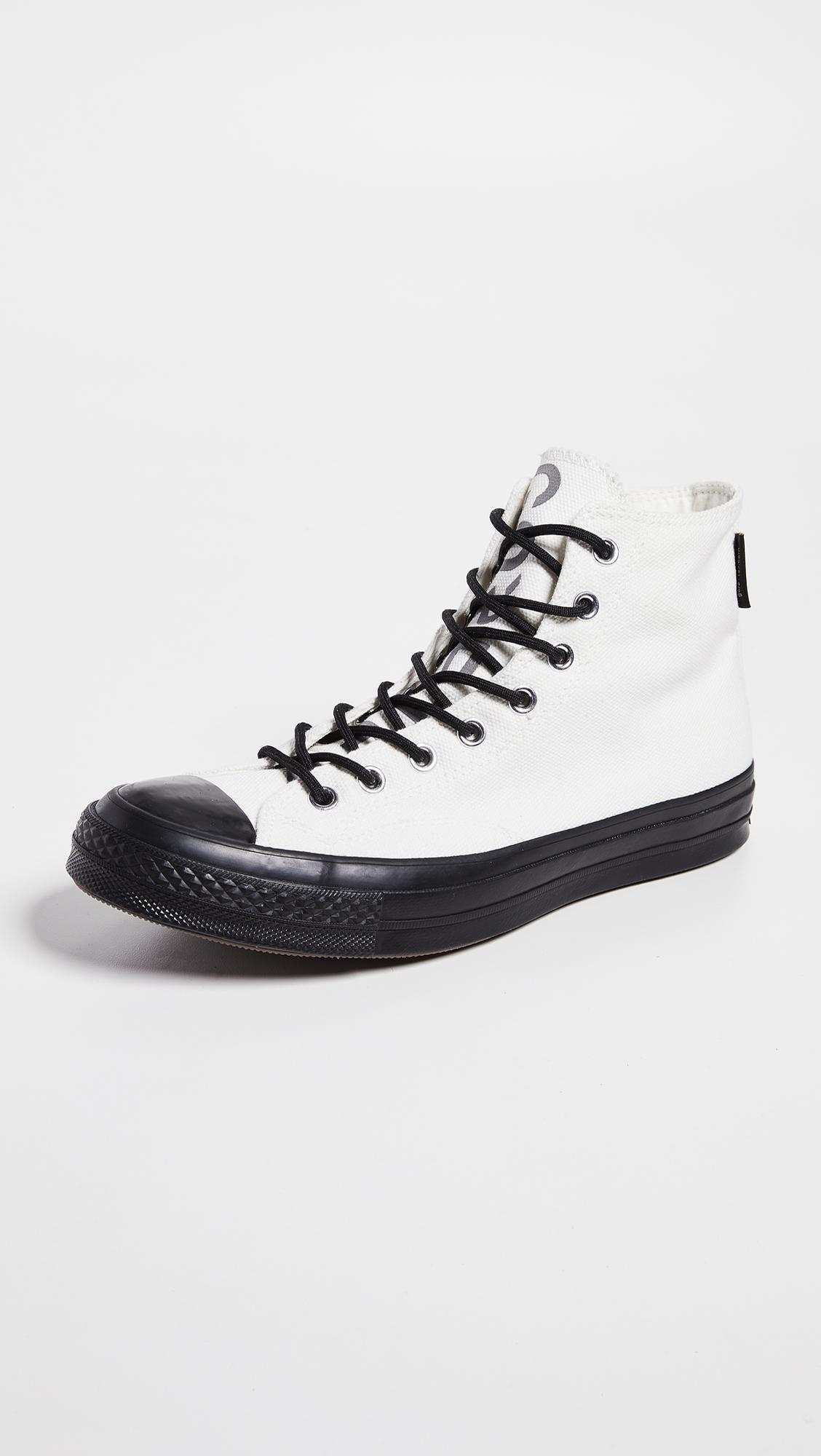 d7785cac1b2 Lyst - Converse Chuck 70 Gore-tex Waterproof Hi Top Sneakers in ...