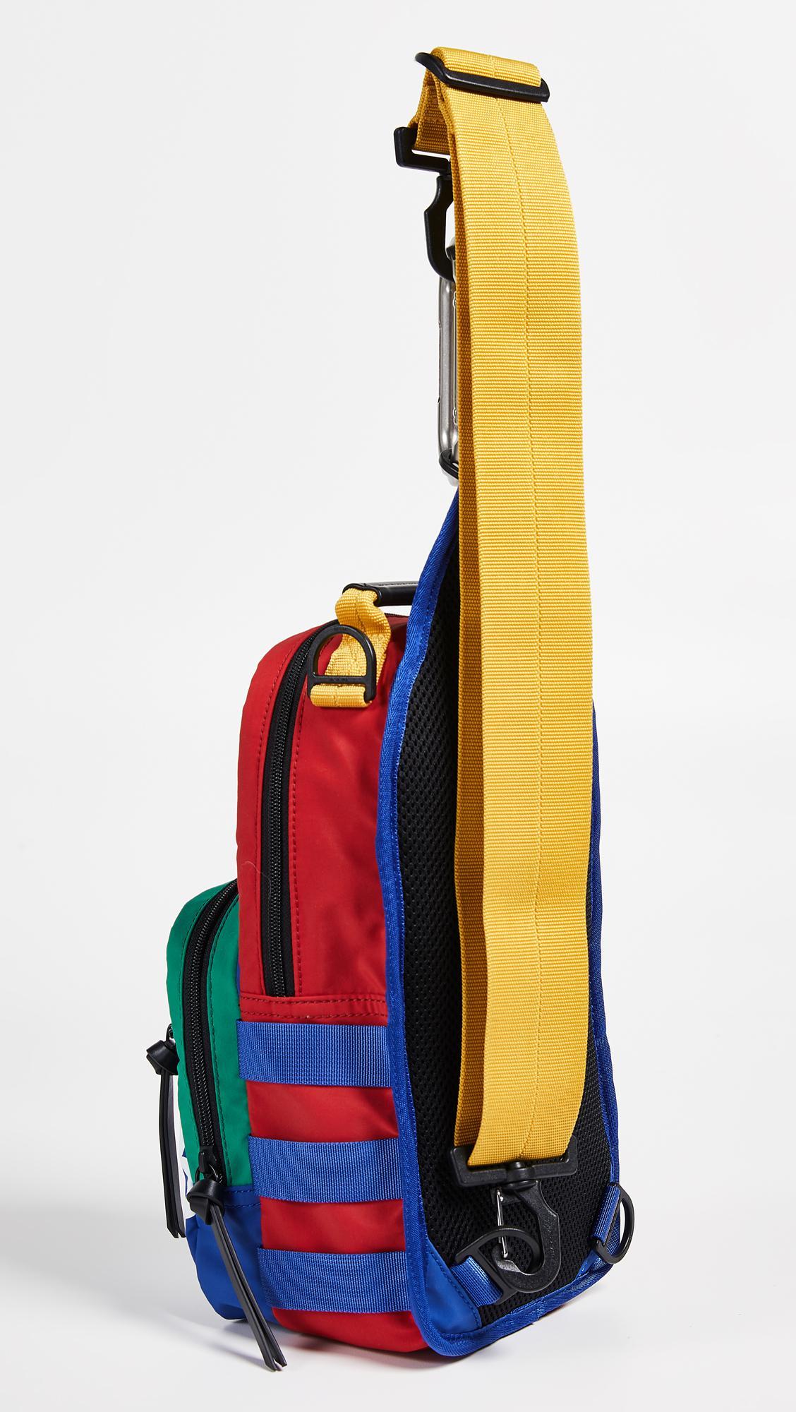 0730ef8055ef Polo Ralph Lauren Hi Tech Sling Bag for Men - Lyst