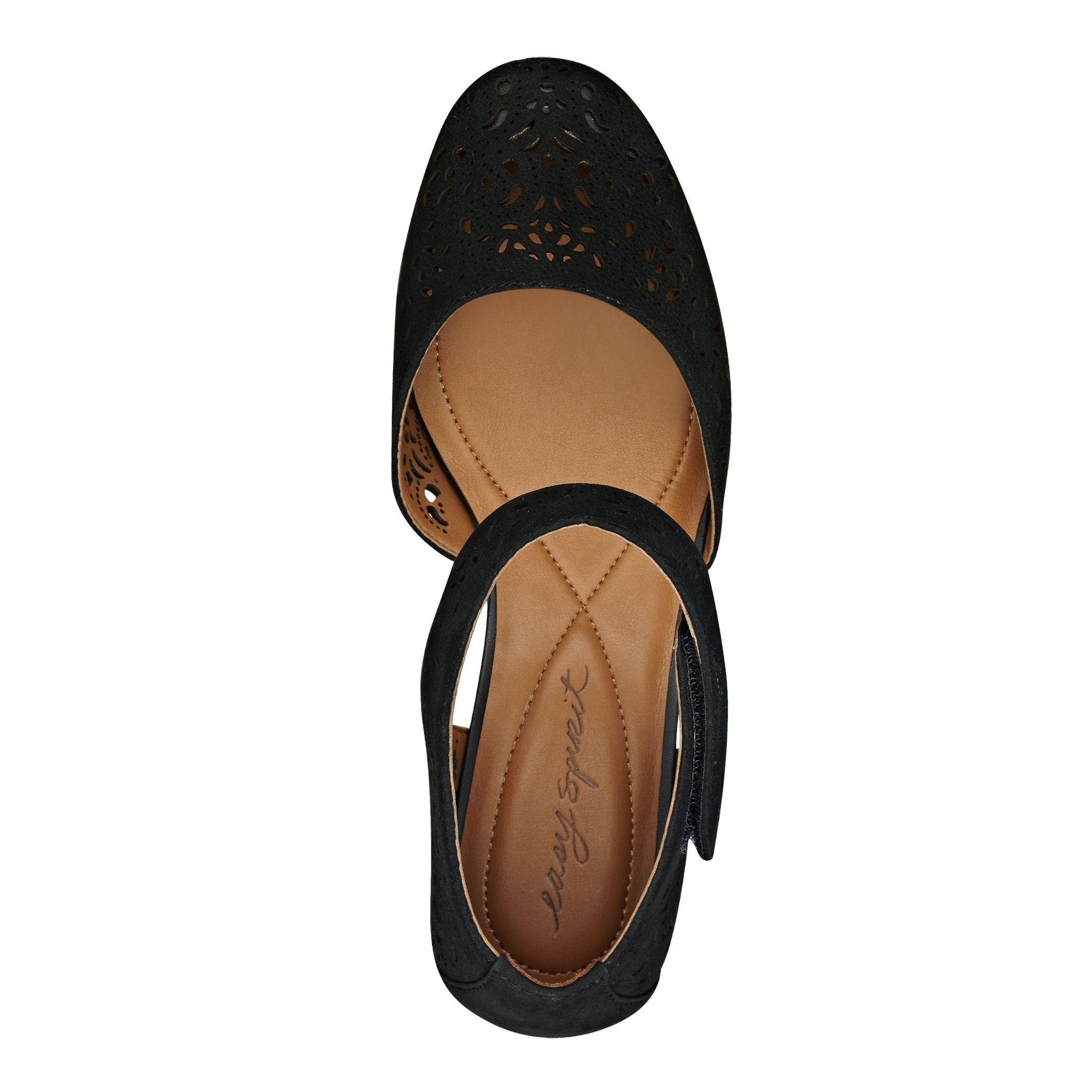 9947e623a465 Easy Spirit - Black Cindie Mary Jane Heels - Lyst. View fullscreen