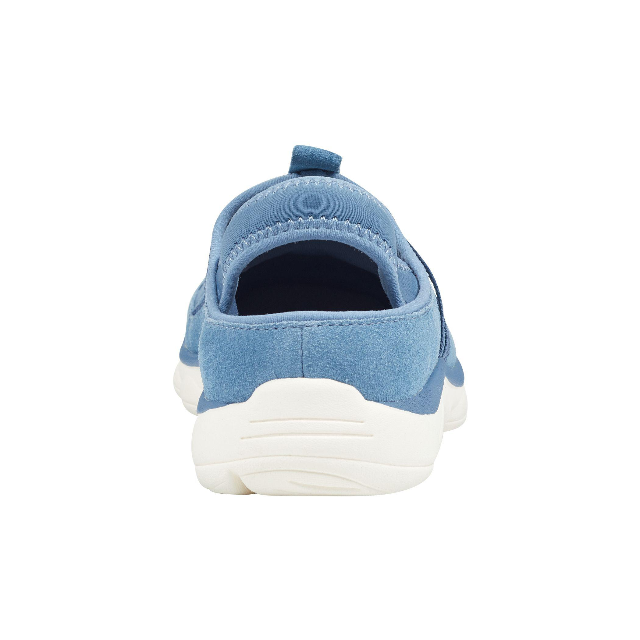 67be1be356e1 Lyst - Easy Spirit Revive Slingback Walking Shoes in Blue