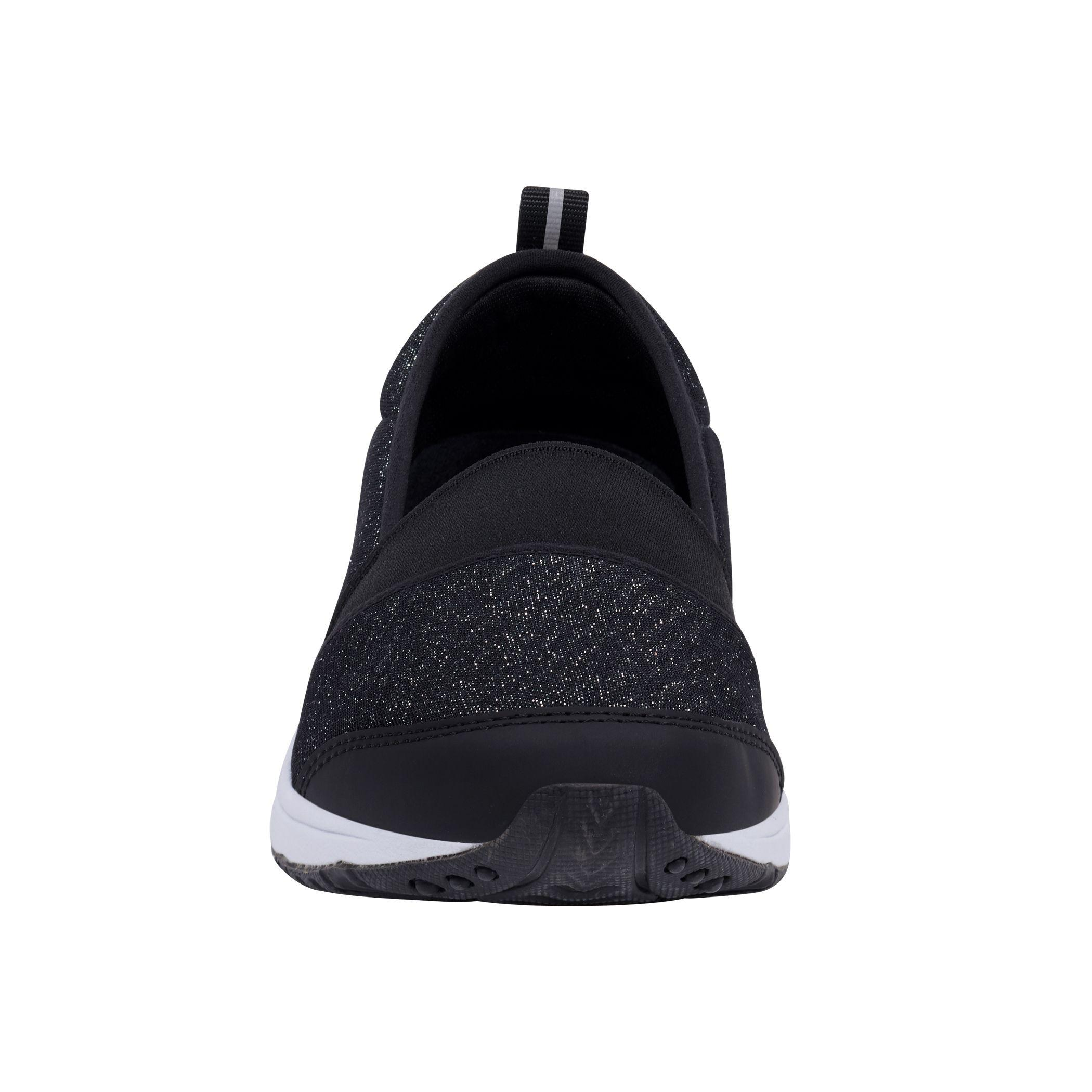 aeab5589a45e Lyst - Easy Spirit Twist Slip-on Sneakers in Black