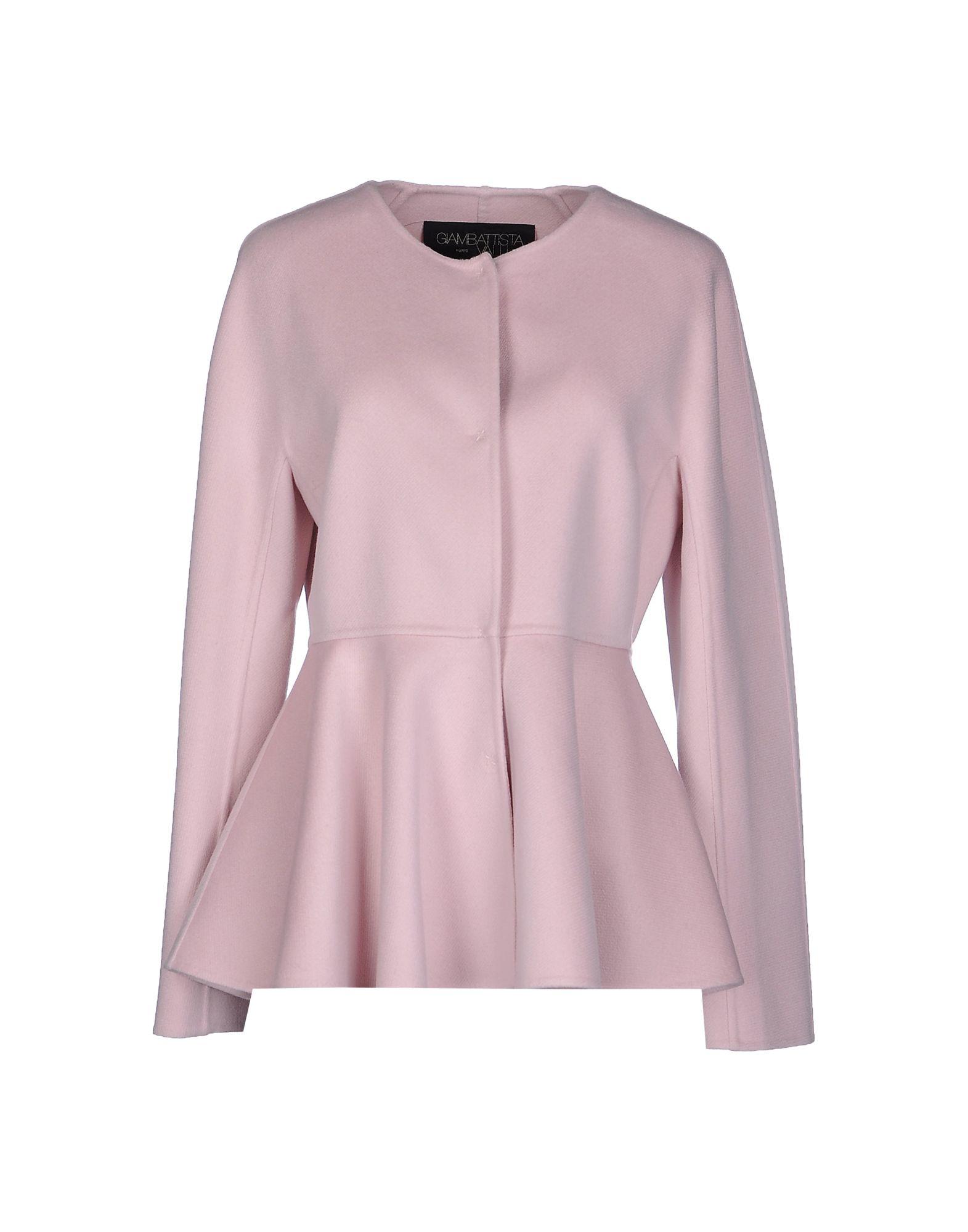 giambattista valli blazer in pink lyst. Black Bedroom Furniture Sets. Home Design Ideas