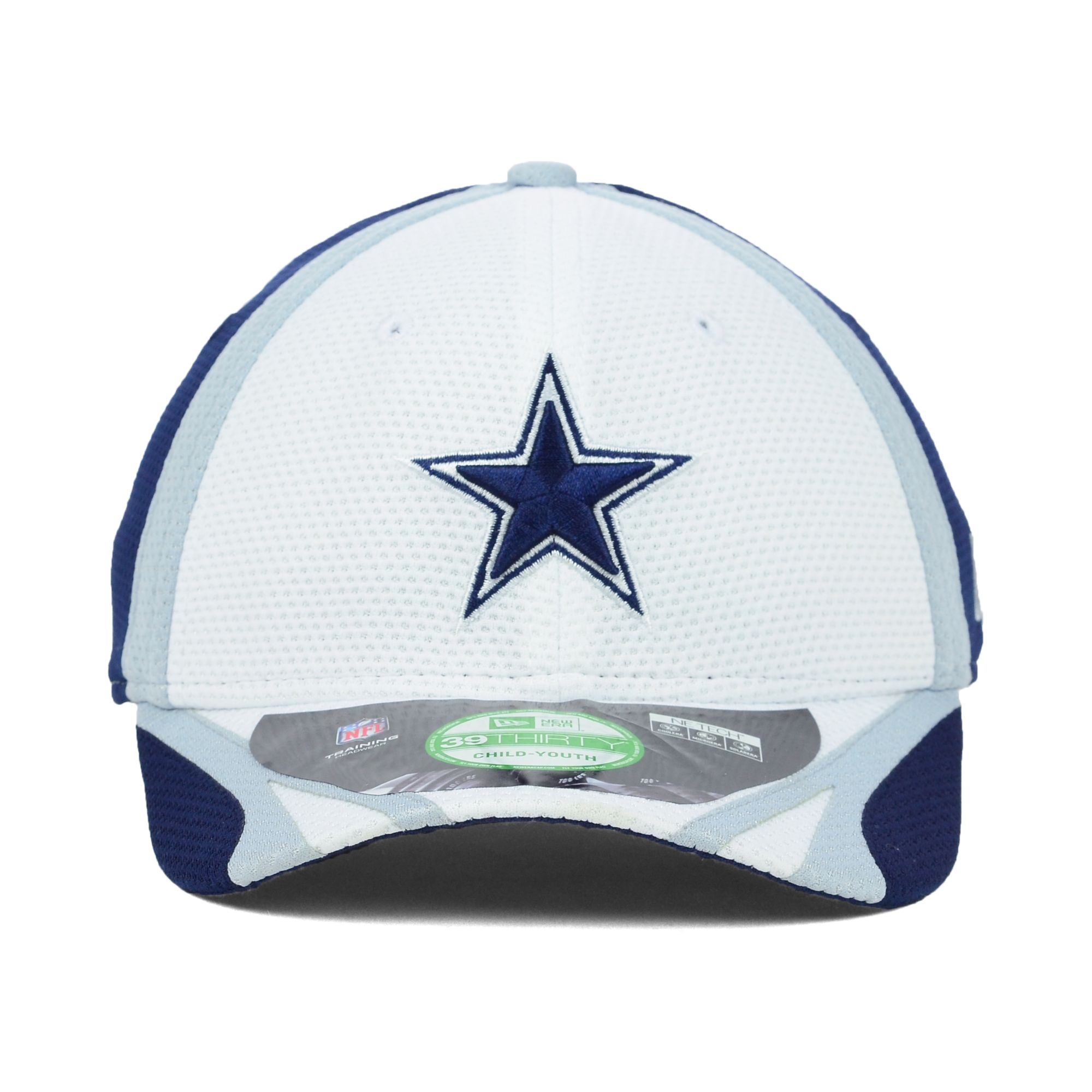 a1d36c72eaa Lyst - KTZ Dallas Cowboys Training Camp 39thirty Kids Cap Or Toddlers Cap  in Blue