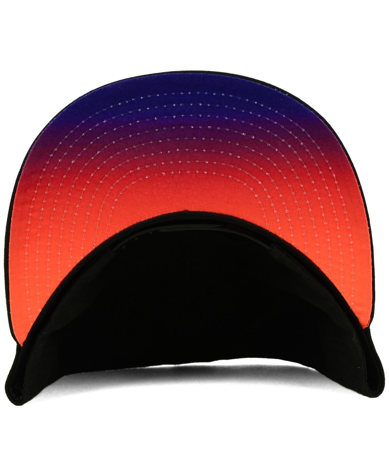 super popular 0a389 0d0ae ... inexpensive lyst ktz phoenix suns fade to script 9fifty snapback cap in  black fc1af 9459c