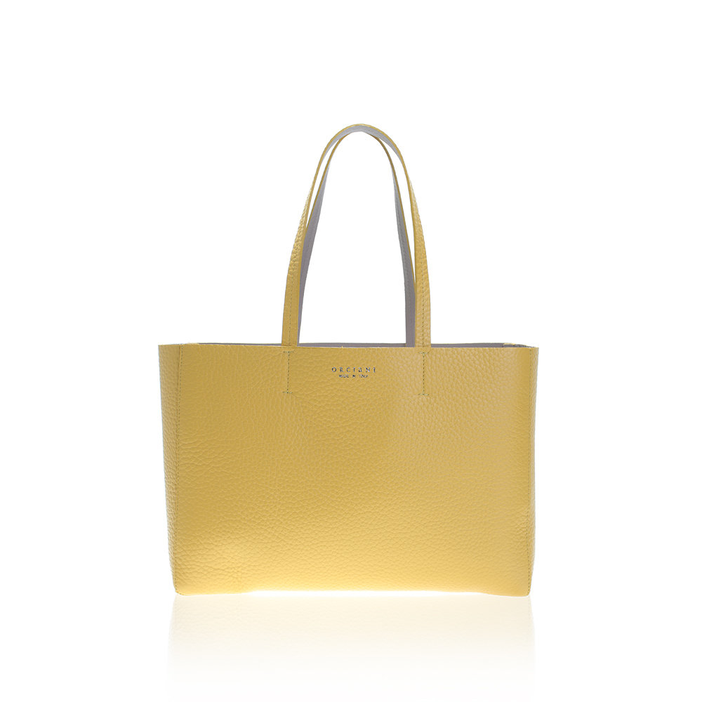 Brown shopping bag Orciani 9wq8L