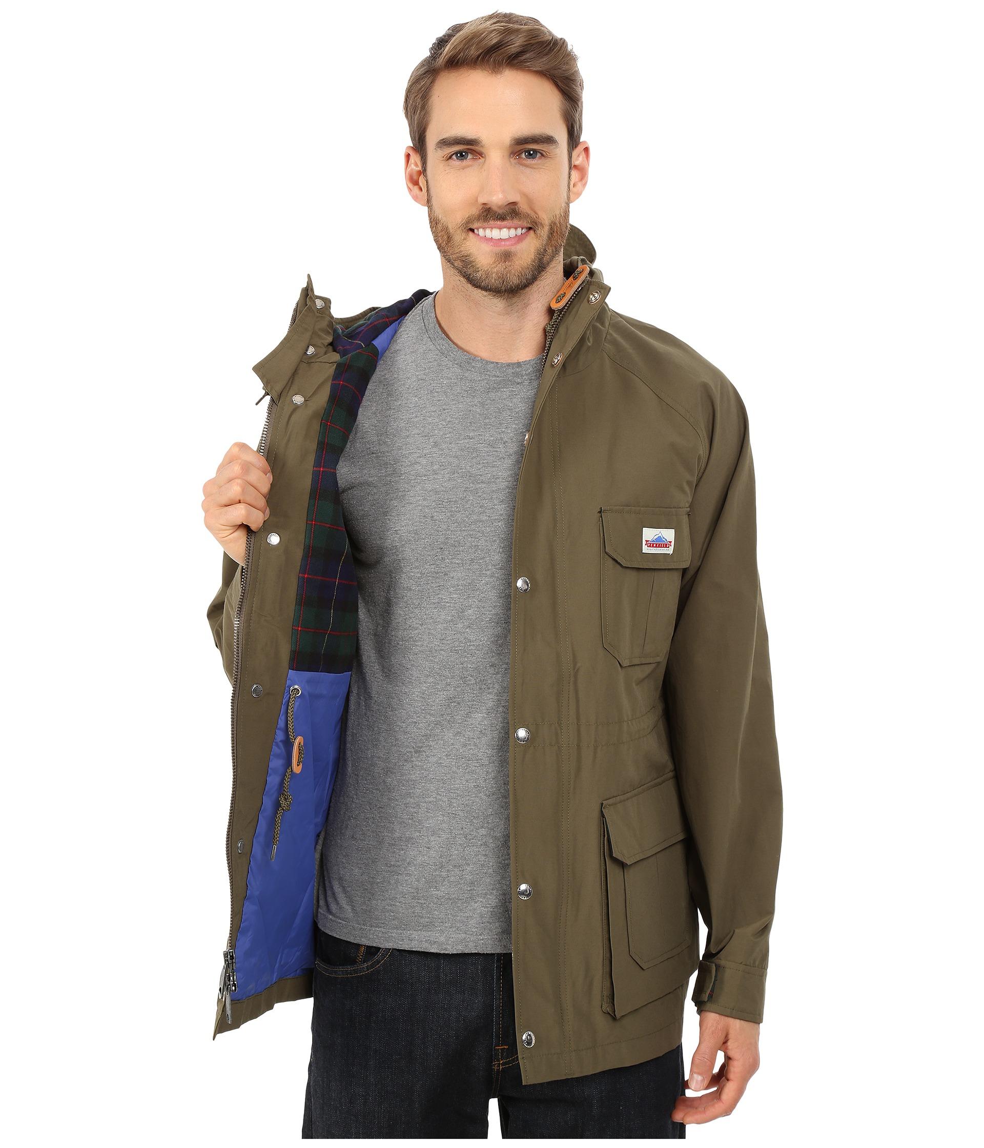 Penfield kasson mountain parka jacket