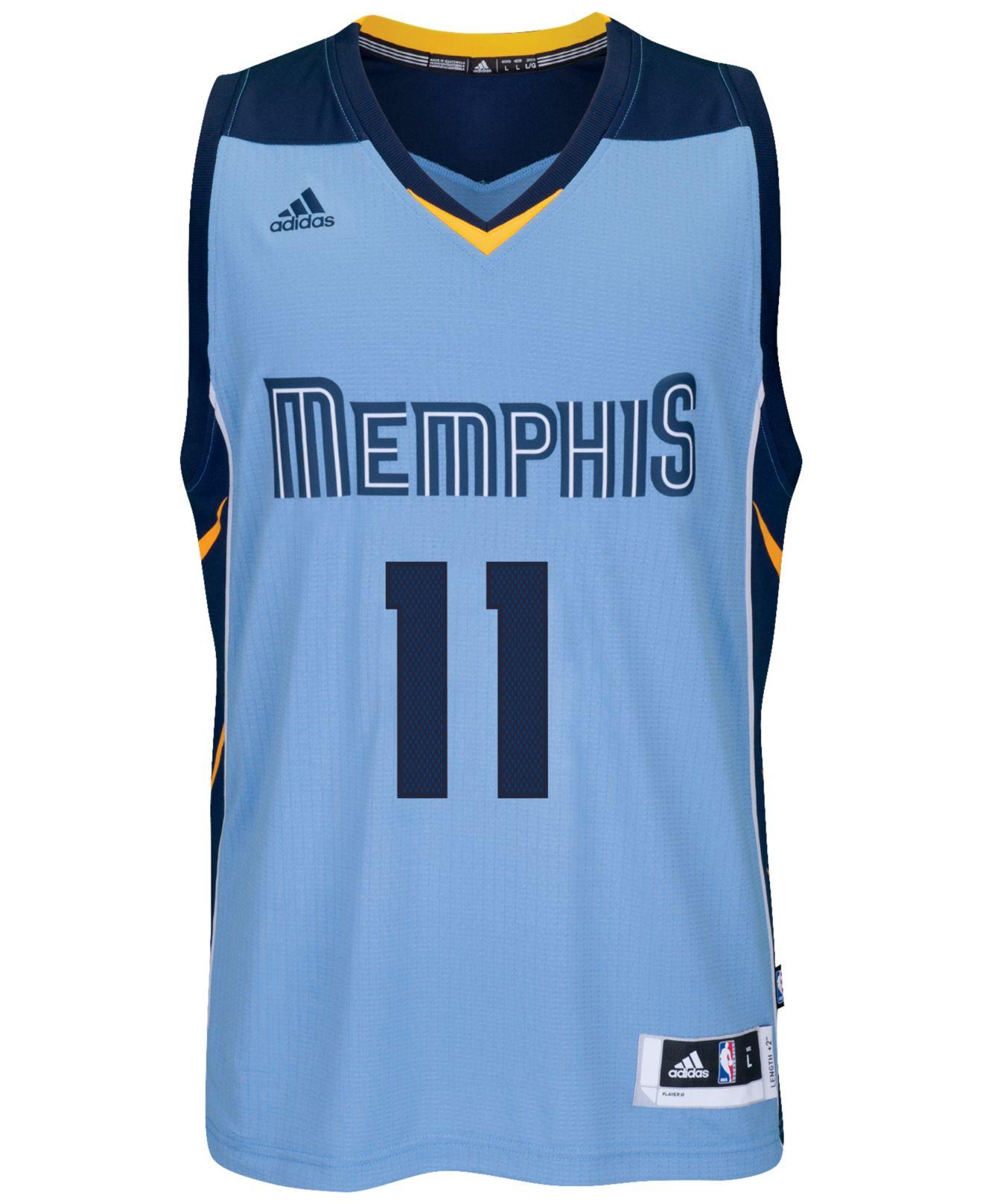 Adidas Men S Mike Conley Memphis Grizzlies Swingman Jersey
