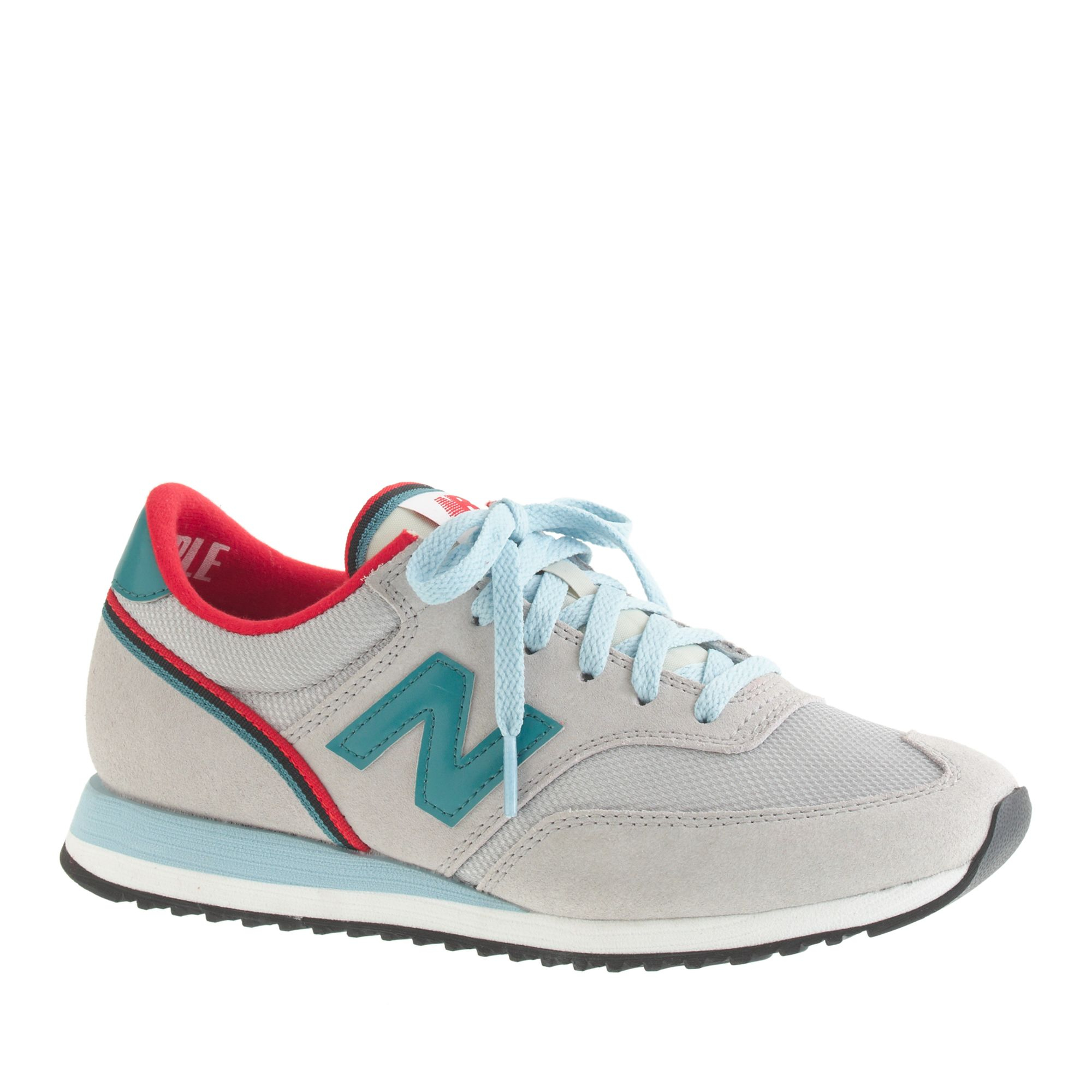 J Crew New Balance 620 Sneakers In Cream Natural Lyst