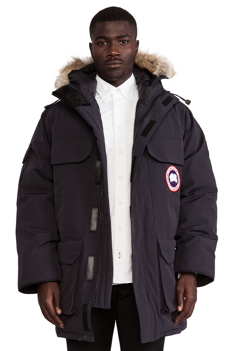 canada goose expedition parka features