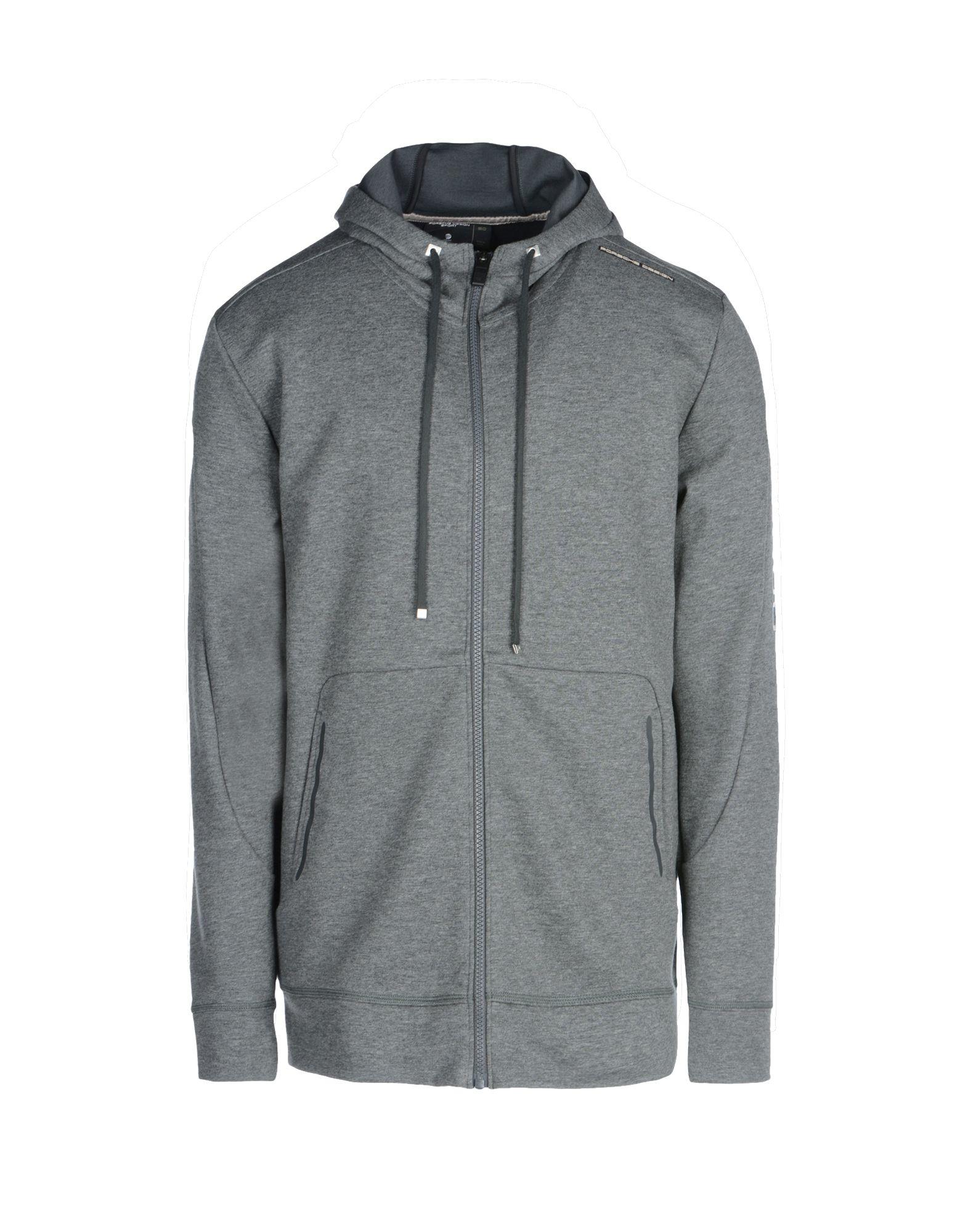 Porsche Design Sweatshirt In Gray For Men Lyst