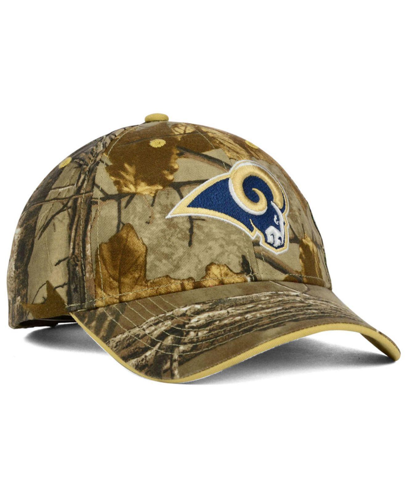 Lyst 47 Brand Los Angeles Rams Realtree Frost Mvp Cap In