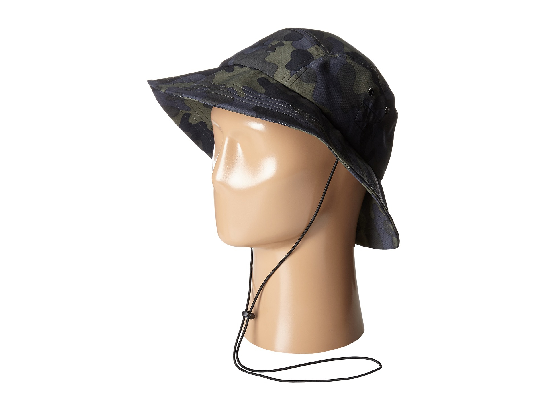 b738d59f2ac ... new zealand lyst under armour ua toughest bucket hat in blue bc300 8ee64