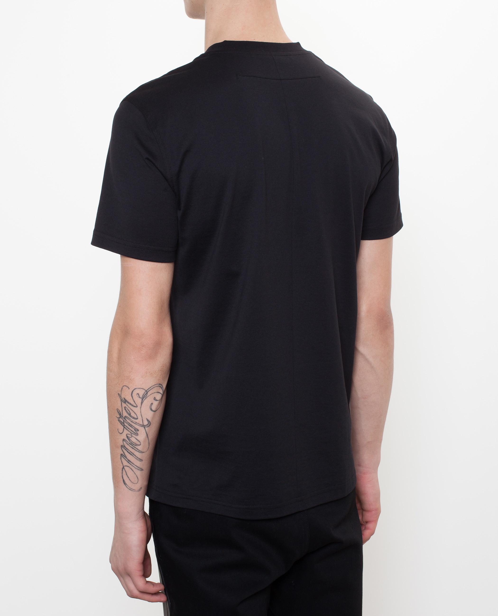 lyst givenchy pin up girl t shirt in black for men. Black Bedroom Furniture Sets. Home Design Ideas