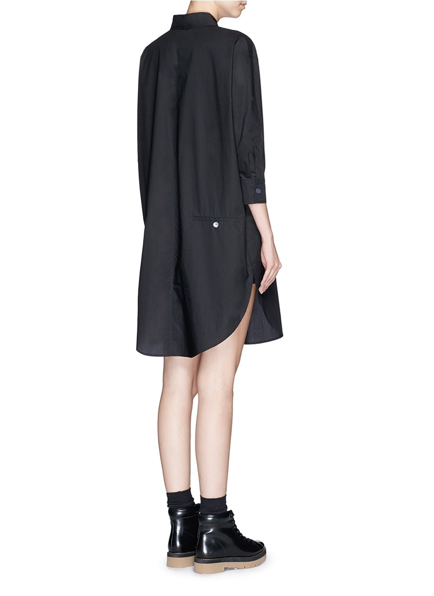 acne studios boyce dress