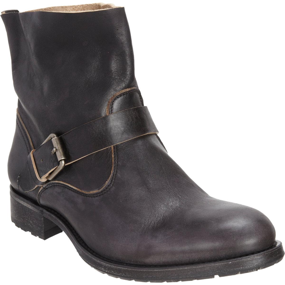 ndc s biker low boots in black lyst