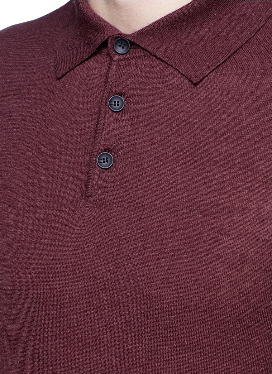 Armani Polo Shirts Long Sleeve Bcd Tofu House