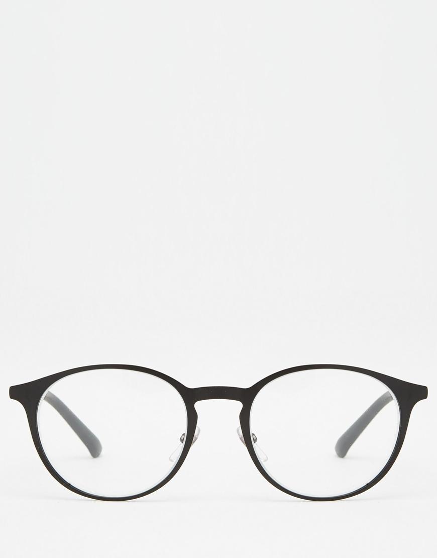 3450374836 Lyst gucci round glasses in black for men jpg 870x1110 Gucci eye frames for  men