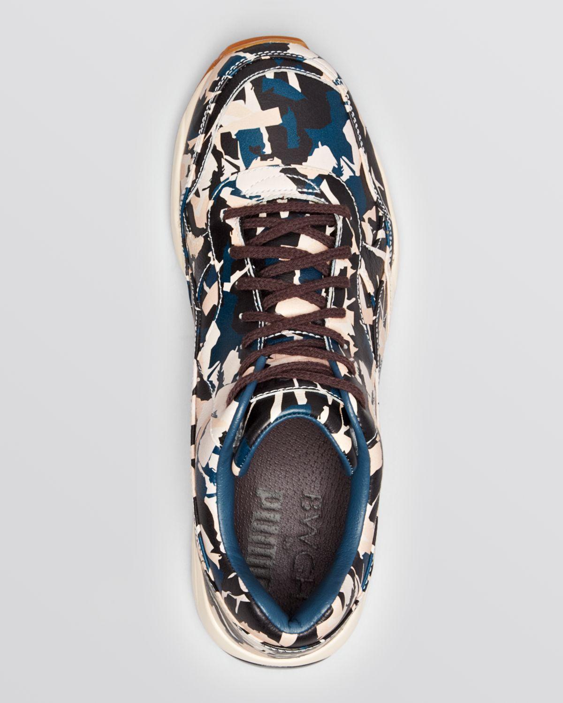 5c8644299 PUMA Xs-698 X Brooklyn We Go Hard Camo Sneakers for Men - Lyst