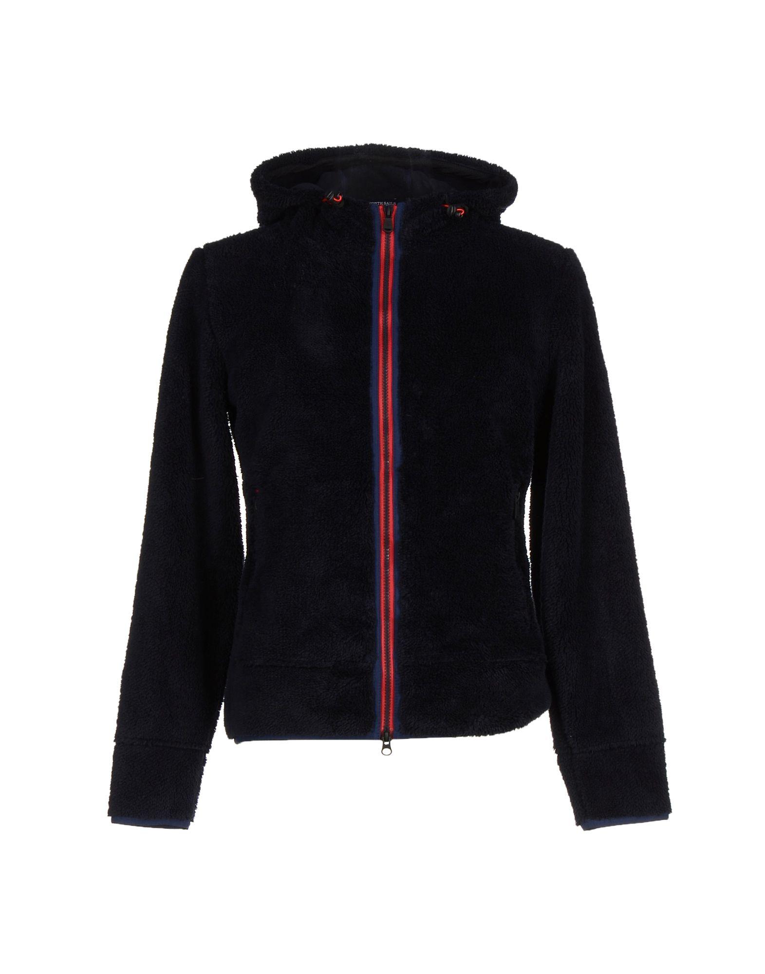north sails jacket in black for men dark blue lyst. Black Bedroom Furniture Sets. Home Design Ideas