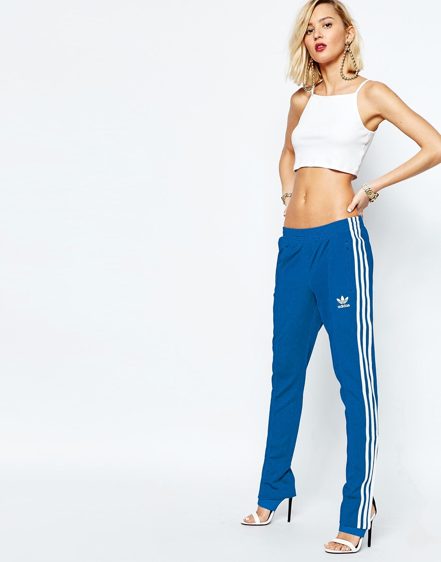 adidas Originals Originals Adicolour Supergirl Track Pant With 3 ... 23a308f7051