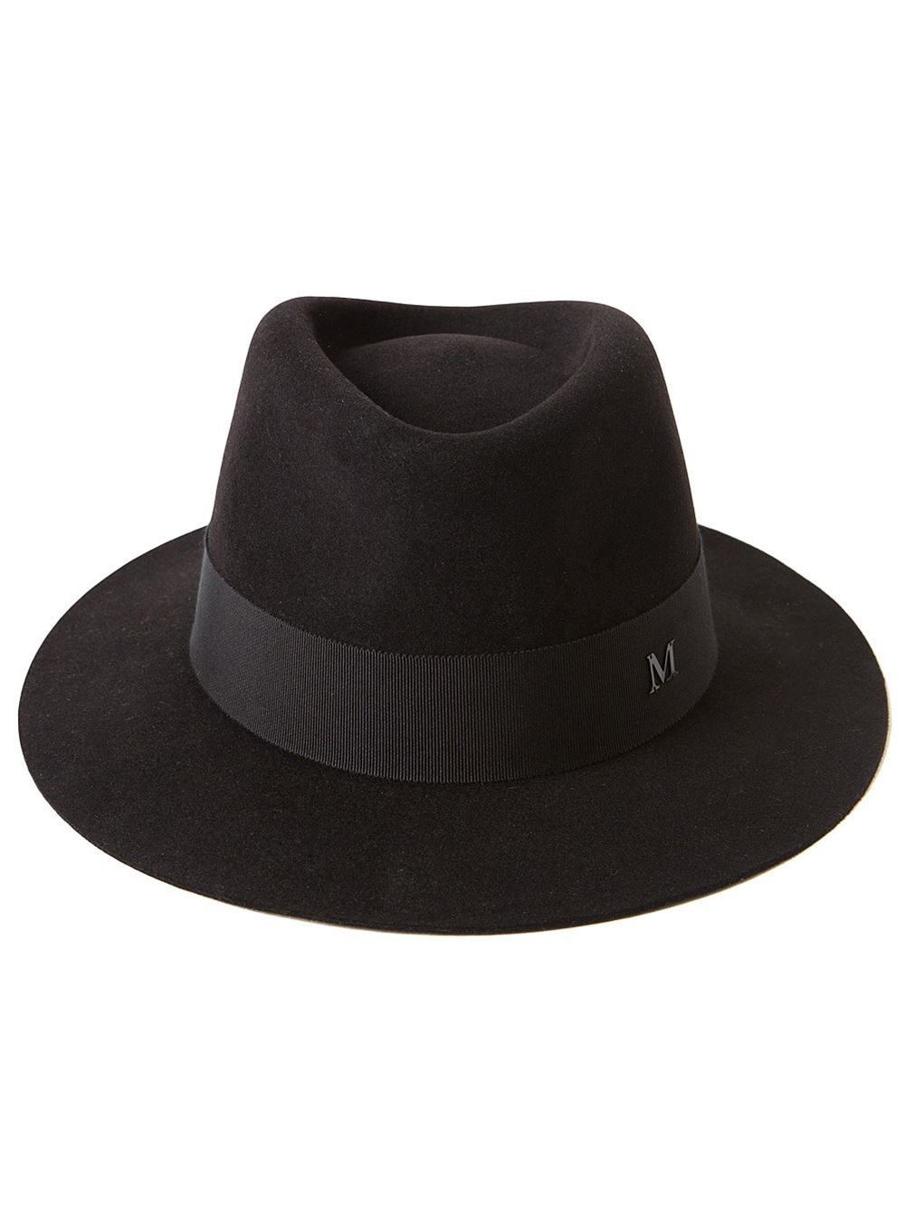 maison michel andre trilby hat in black lyst