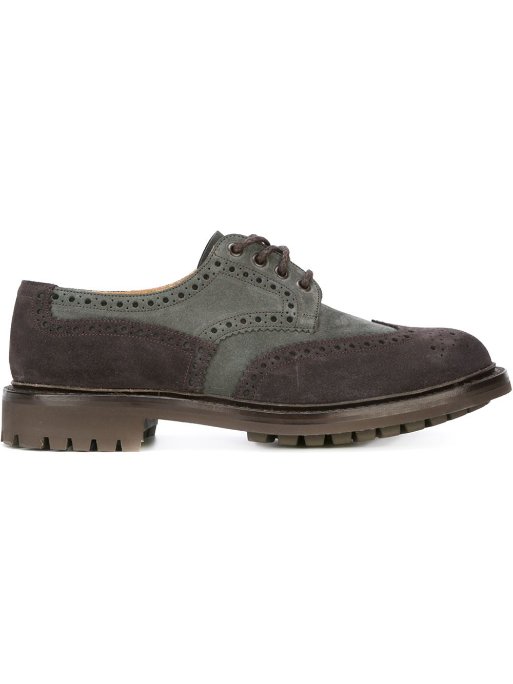 Lyst Church S Mcpherson Brogues In Brown For Men
