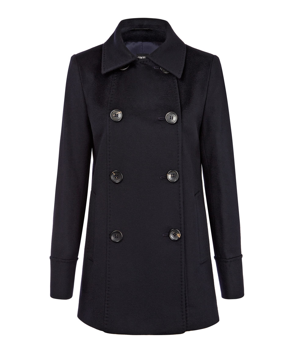 Free shipping and returns on Women's Short Wool & Wool-Blend Coats at 24software.ml