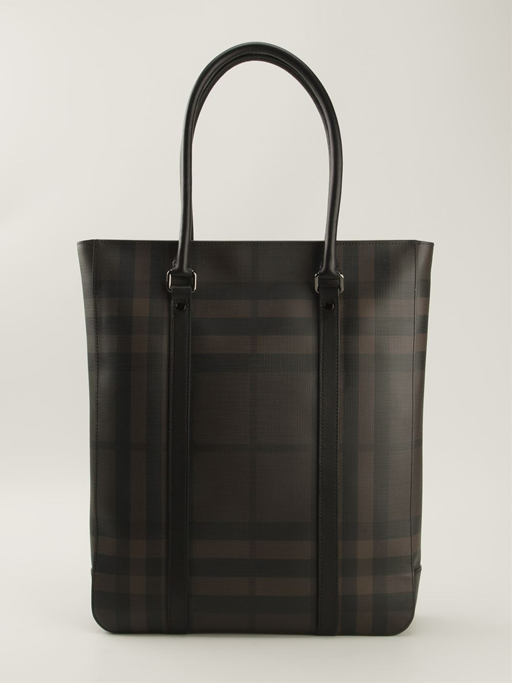 Lyst Burberry Shopper Bag In Brown For Men