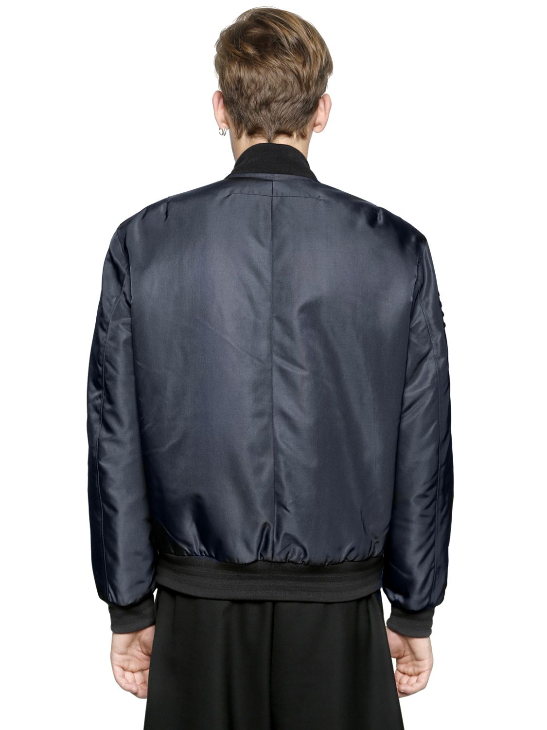 Leather jacket target - Gallery