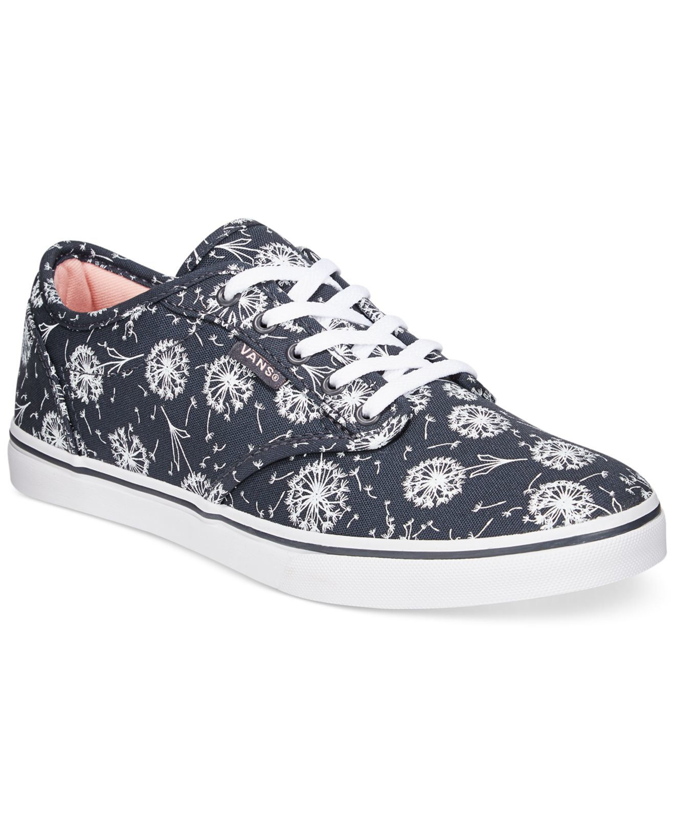 Vans Shoes Atwood Blue White