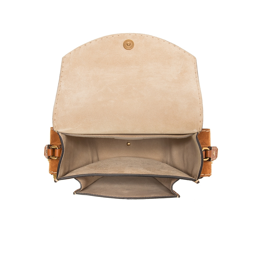 chloe fake - Chlo�� Jodie Leather Camera Bag in Brown (caramel) | Lyst